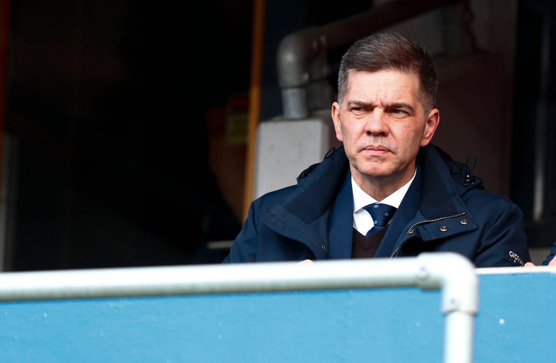 Dommersjef i NFF, Terje Hauge, er positiv til en innføring av VAR i norsk fotball.