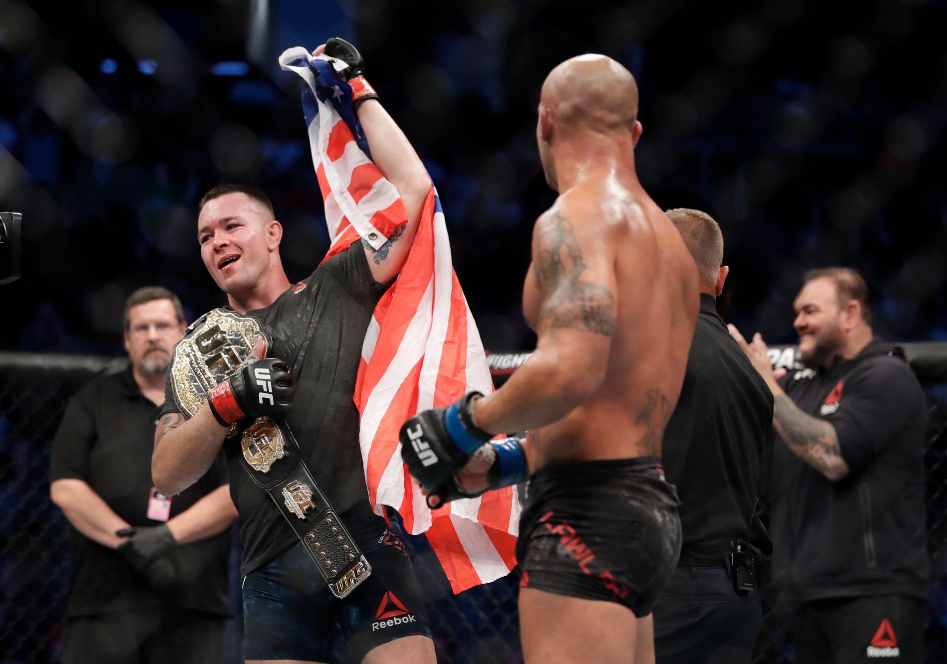 Til tross for sin kontroversielle væremåte er Colby Covington en av MMA-sportens største stjerner.