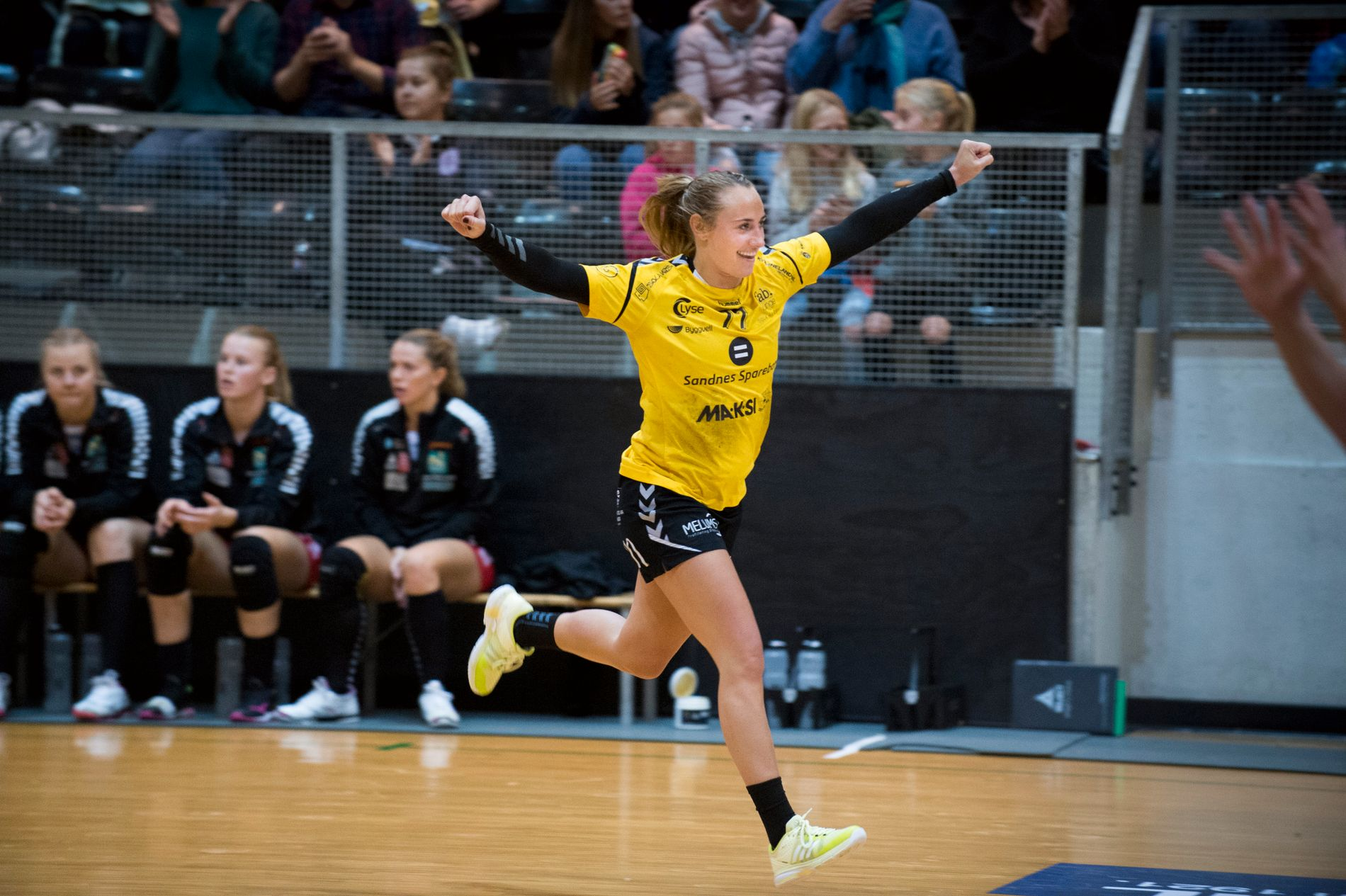 Camilla Herrem er tatt ut i Norges bruttotropp til EM.
