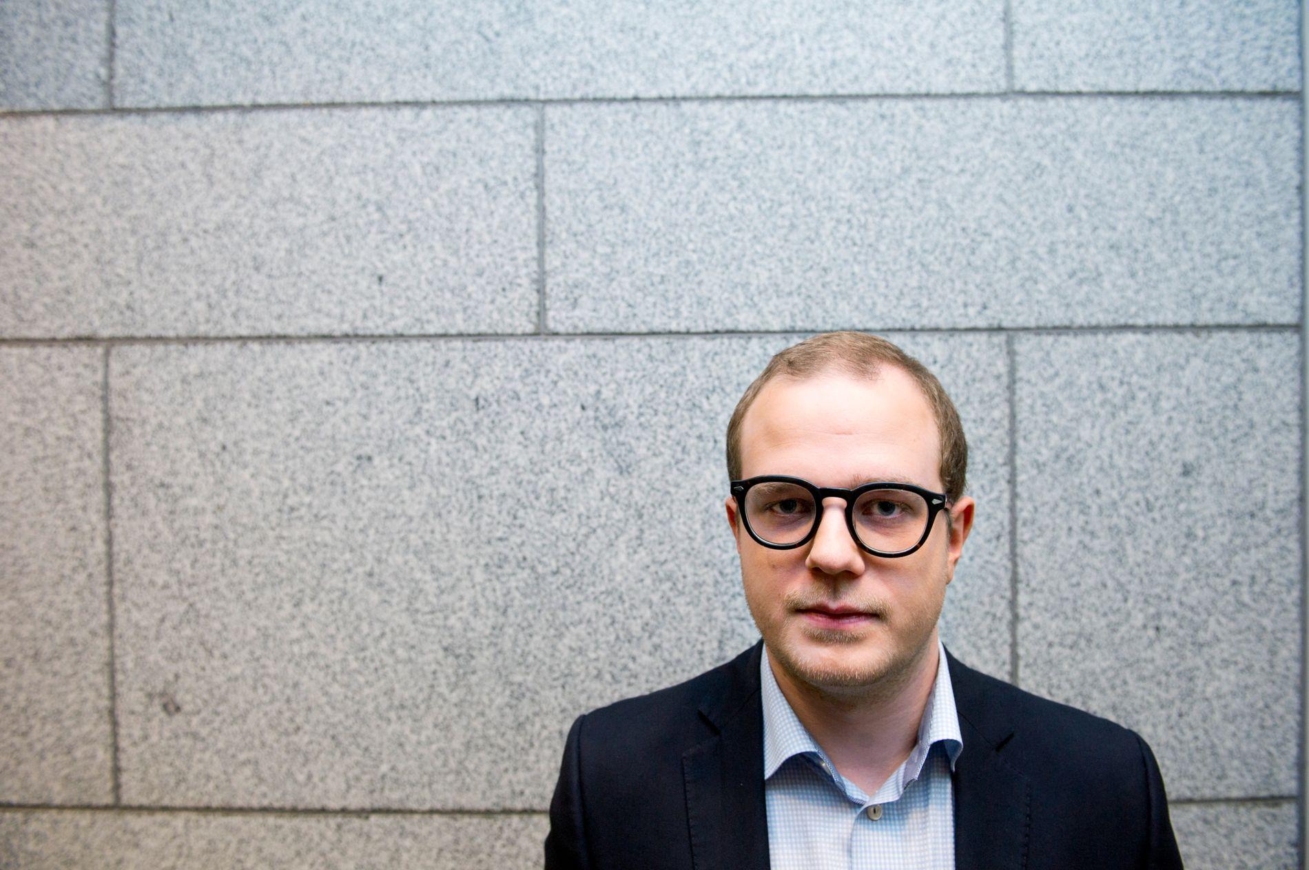 HØYRE: «Høyre elsker Bybanen» skrev Erik Skutle i BT forrige uke.