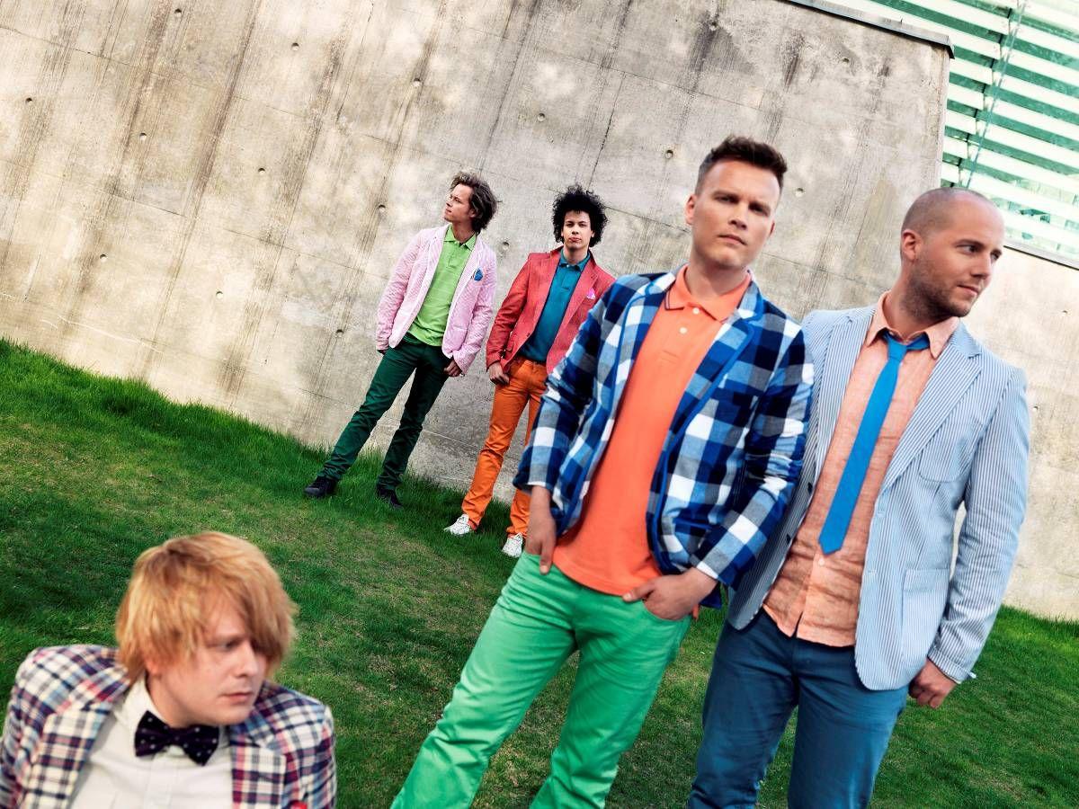 """OPPTRER: De tidligere Urørt-finalistene i Donkeyboy har gjort seg kjent for blant annet låtene """"Ambitions"""" og """"Sometimes"""". Onsdag spiller de på Festplassen."""