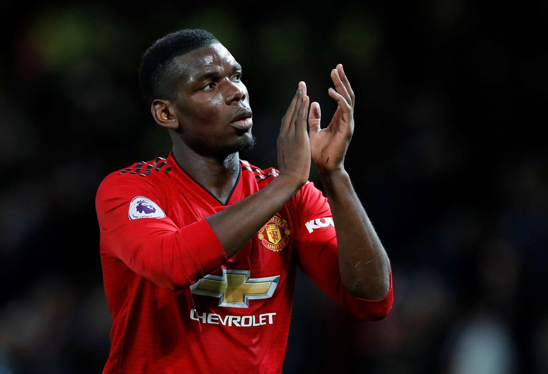 Paul Pogba er med på årets lag.