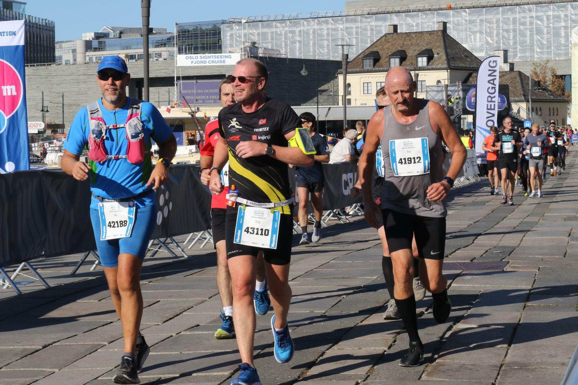 oslo maraton bilder