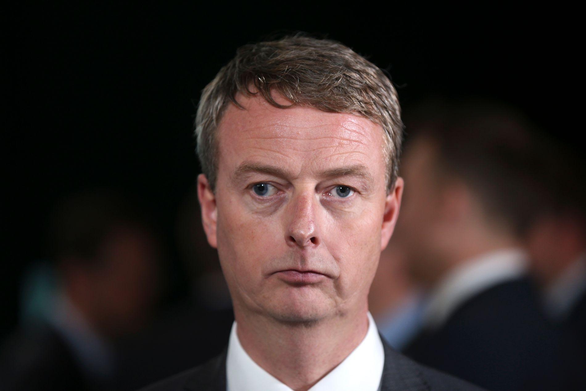 UTFORDRING: Innsenderen utfordrer olje- og energiminister Terje Søviknes (Frp) til å satse på fornybar energi.