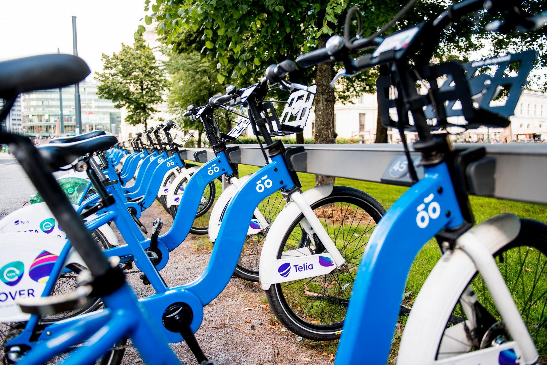 LØNNER SEG: I statsbudsjettet for 2019 tas det grep for at det skal lønne seg å velge miljøvennlig. Satsingen på kollektivtransport, sykkel og jernbane er stor, skriver innsender.