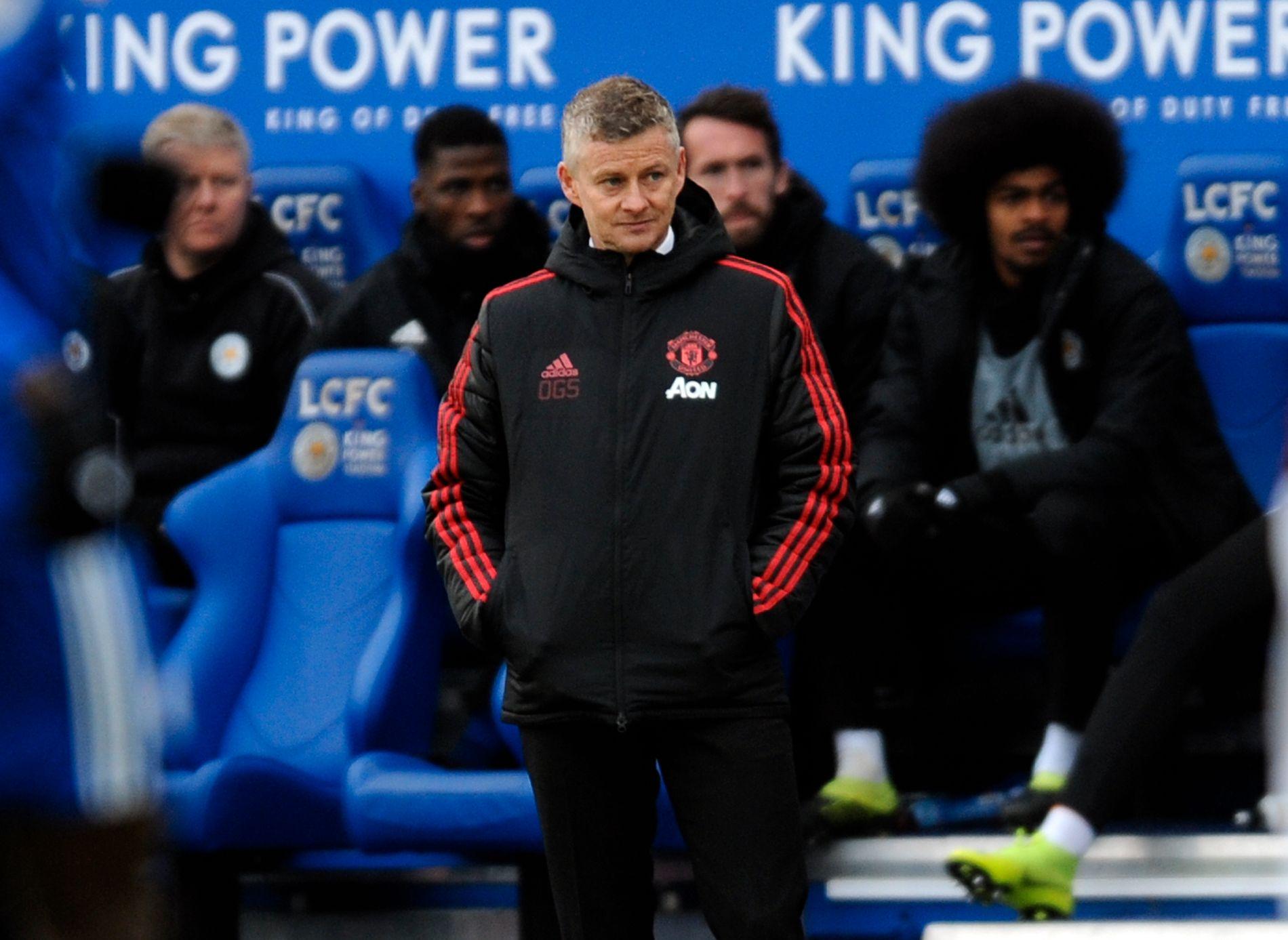 Ole Gunnar Solskjær har marginene med seg som Manchester United-manager.