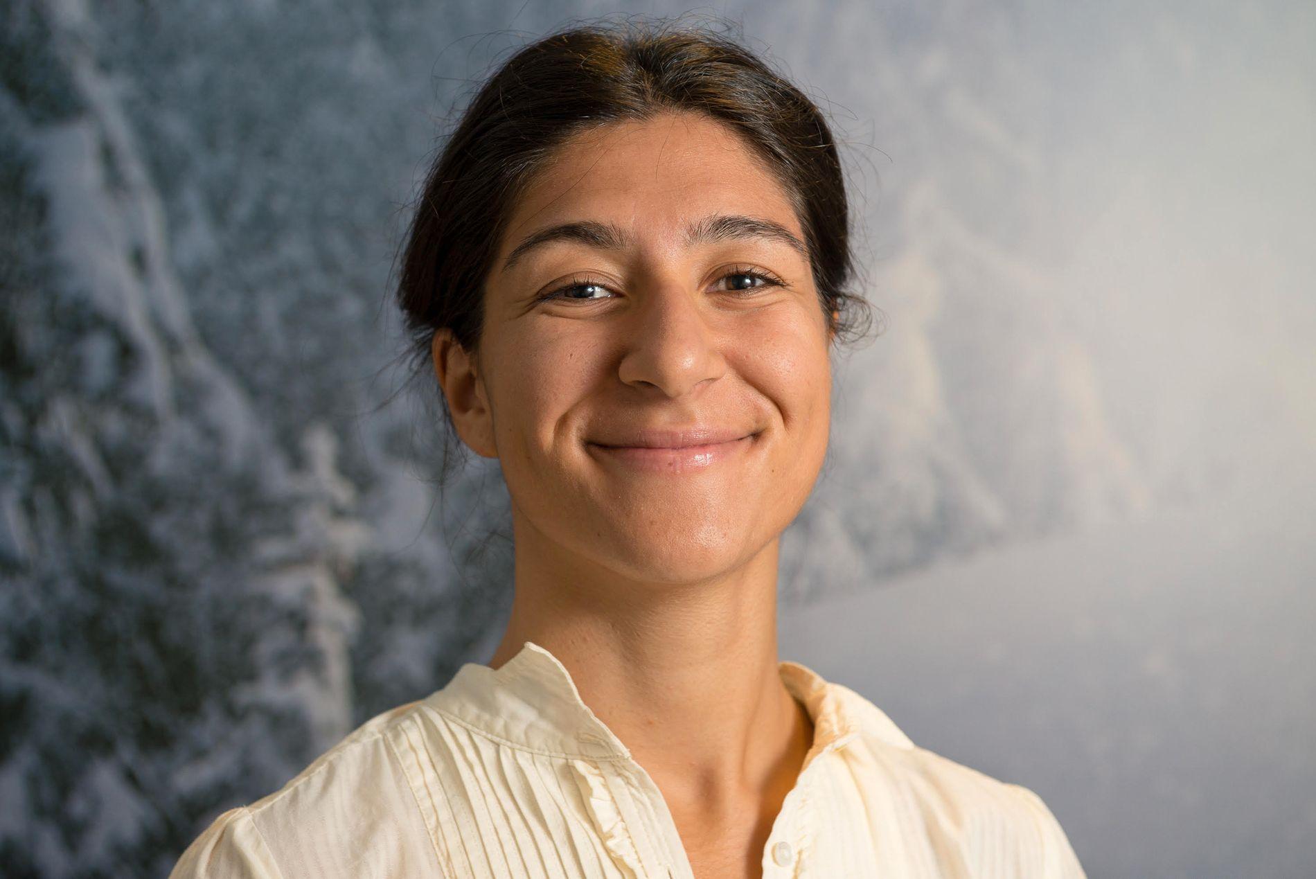 Bijora Sardarian startet i ny jobb på mandag. Det er nok å gjøre fremover.
