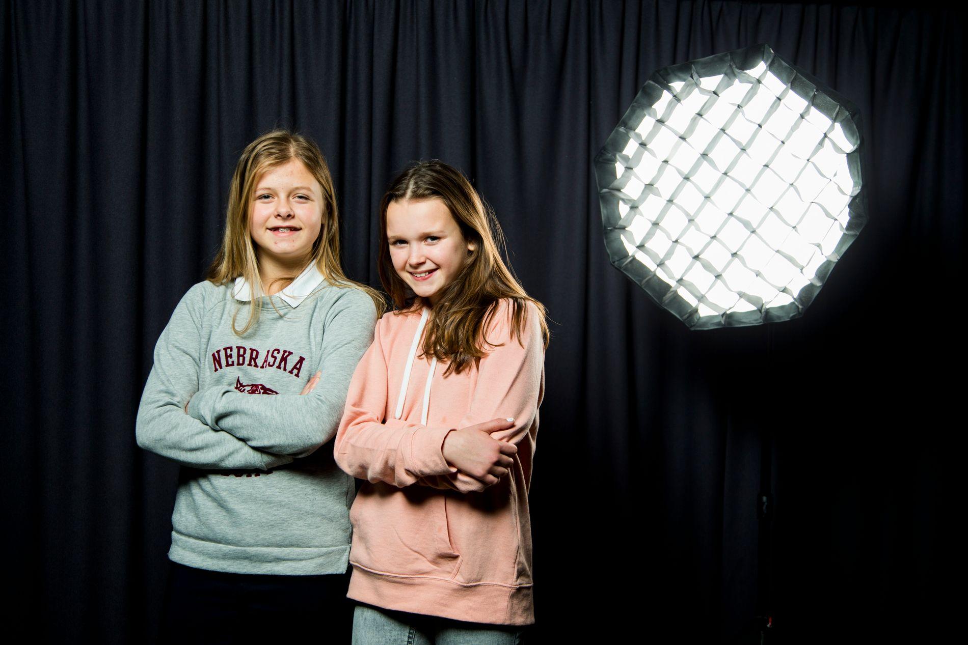 OVER EIT FJELL, GJENNOM EIN TUNNEL: I 2016 vann Vilde Hjelle og Anna Kristina Lillestøl Naustdal MGP Junior med ein song om å bli buande på heimplassen. Deira heimkommune, Eid i Nordfjord, er ein av plassane som vil få eit gubbeoverskot i åra som kjem.