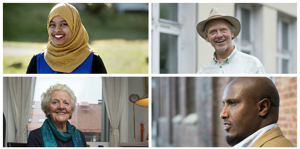 HJEMME: Bergen er min by. Med regn, DNS, Hovedbiblioteket, Litteraturhuset og ubåtbunkeren på Laksevåg og Varg Veum og Nordnes, Fløyen og Skansemyren og Ulriken, skriver en av innsenderne i serien Ny i Bergen.