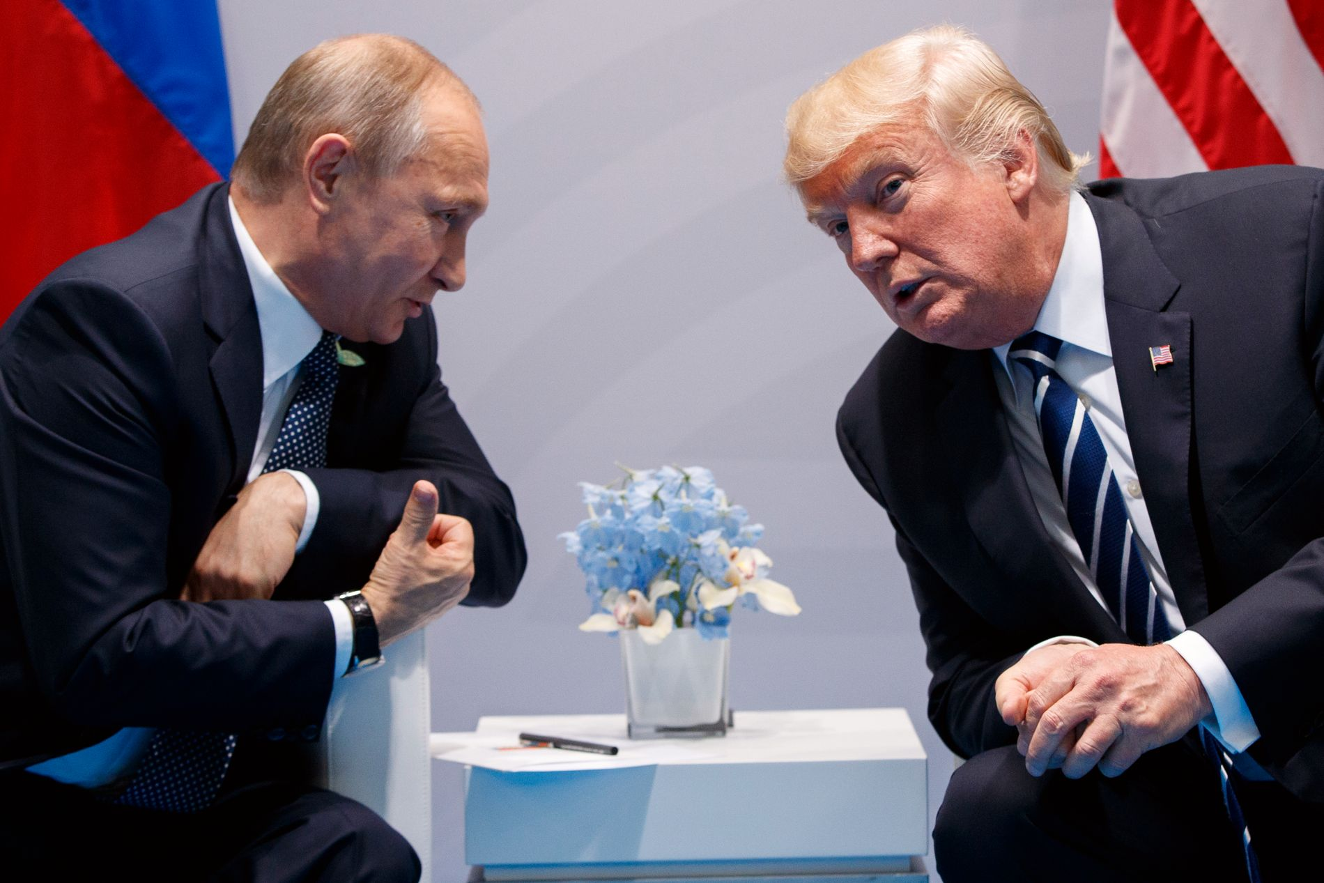 LEGITIMERER AUTORITÆRE: Trumps væremåte gir rom for andre autoritære ledere, skriver innsenderen.