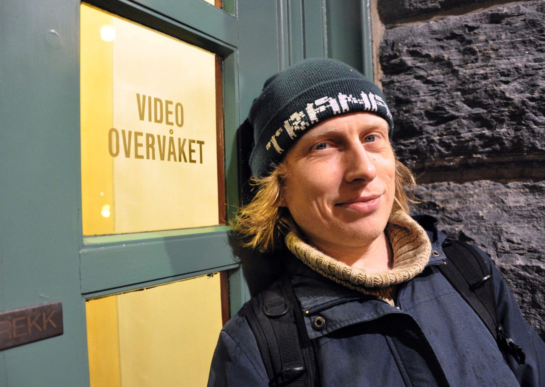 DANSBART: Bjørn Torske har en spesiell forkjærlighet for «gammal house», og denne kjærligheten deler han med de som kommer på Café Opera på lørdag.