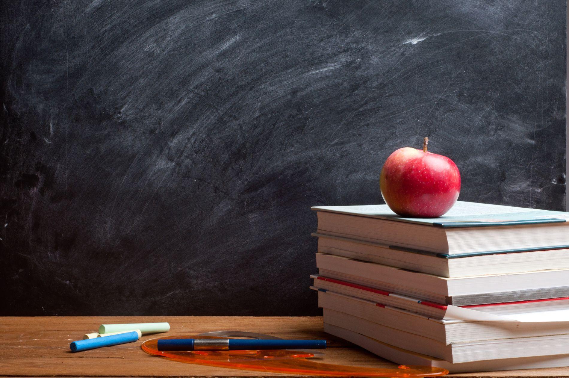 STOR FORSKJELL: Det har slått meg hvor vanvittig stor forskjell det er på læringsmiljøet i skolene, skriver innsender.