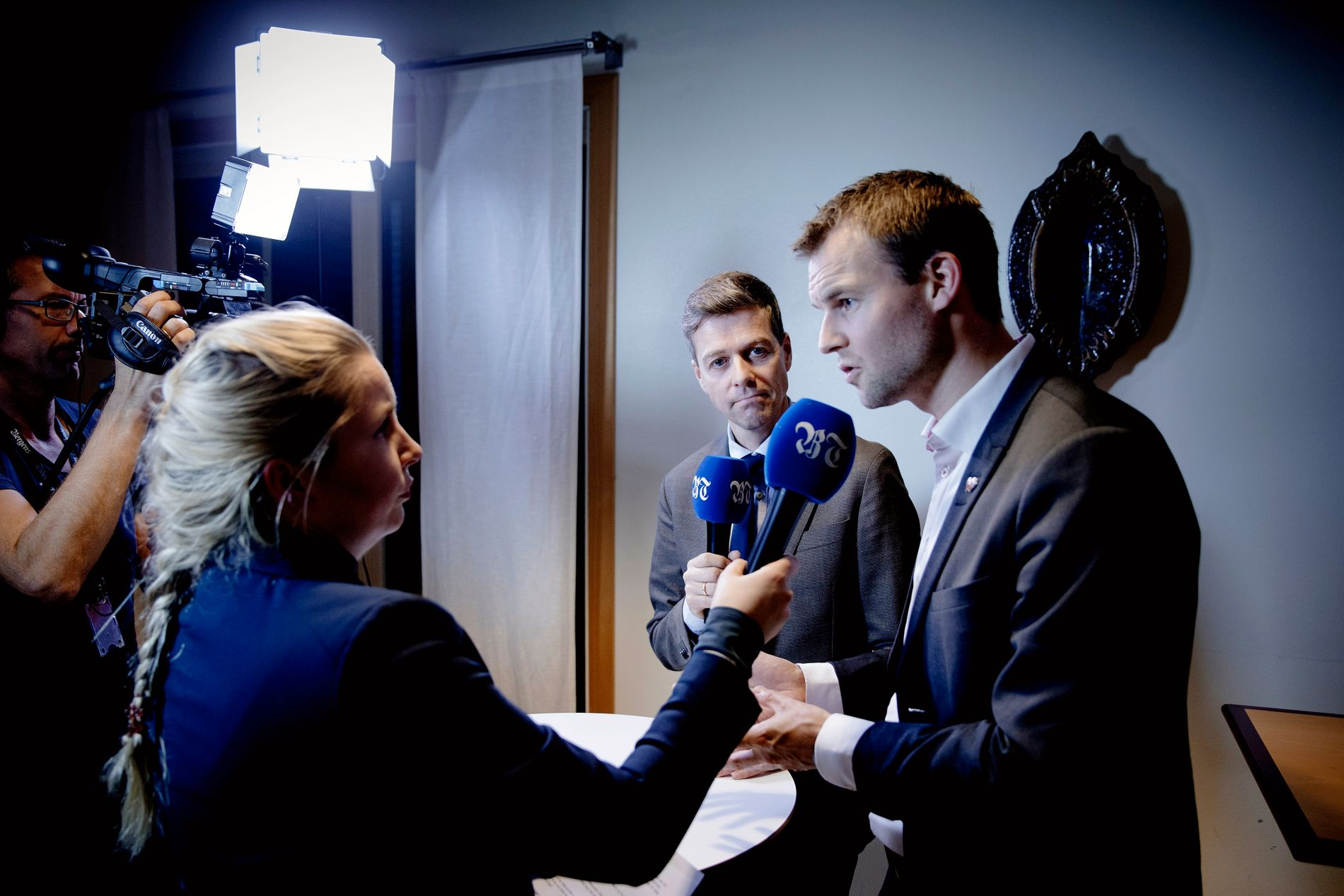 ABORTKRAV: KrFs nestleder Kjell Ingolf Ropstad mener det bør være et av partiets viktigste krav i regjeringsforhandlinger å fjerne den såkalte «Downs-paragrafen» i abortloven.