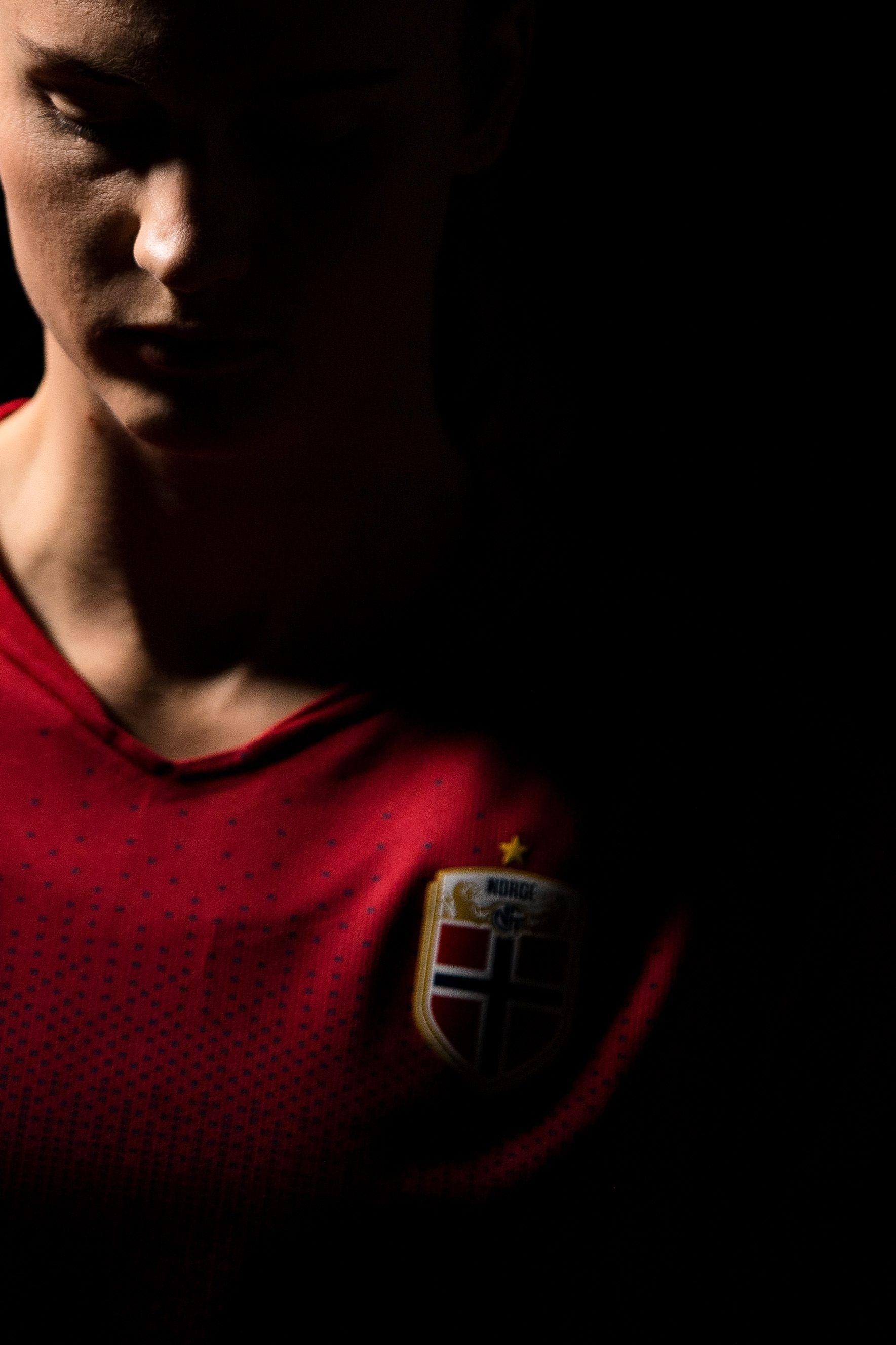 Caroline Graham Hansen engasjerer seg stort i utviklingen av kvinnefotballen.