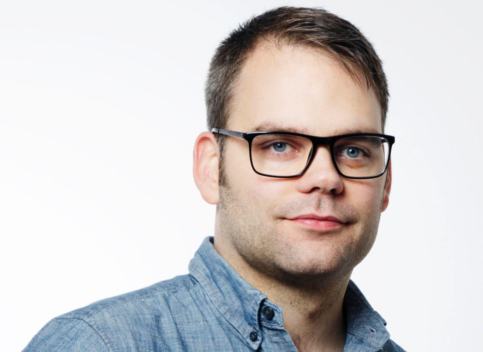 FEIRER MENS HAN KAN: Lasse Lambrechts.