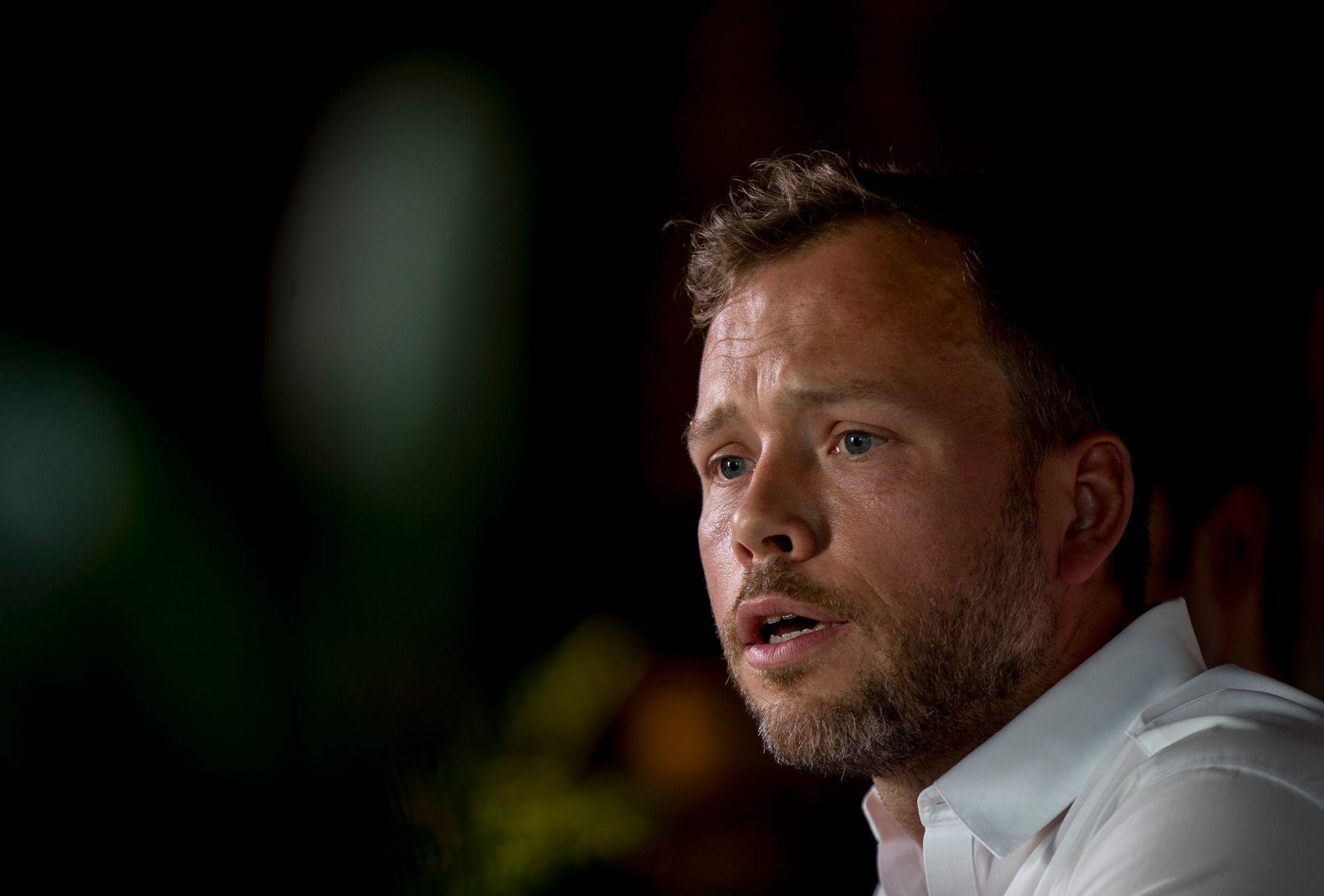 MER SKATT: SV-leder Audun Lysbakken vil øke skattene for dem med «superhøye inntekter», skriver innsender.