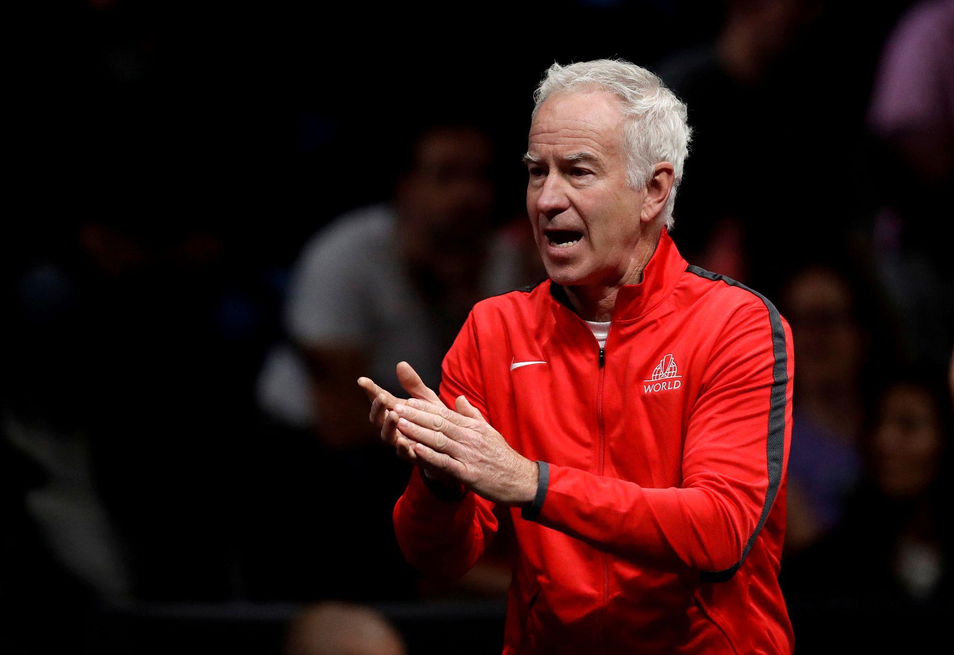 Legendariske John McEnroe mener dagens Grand Slam-regler er «ondskapsfulle».
