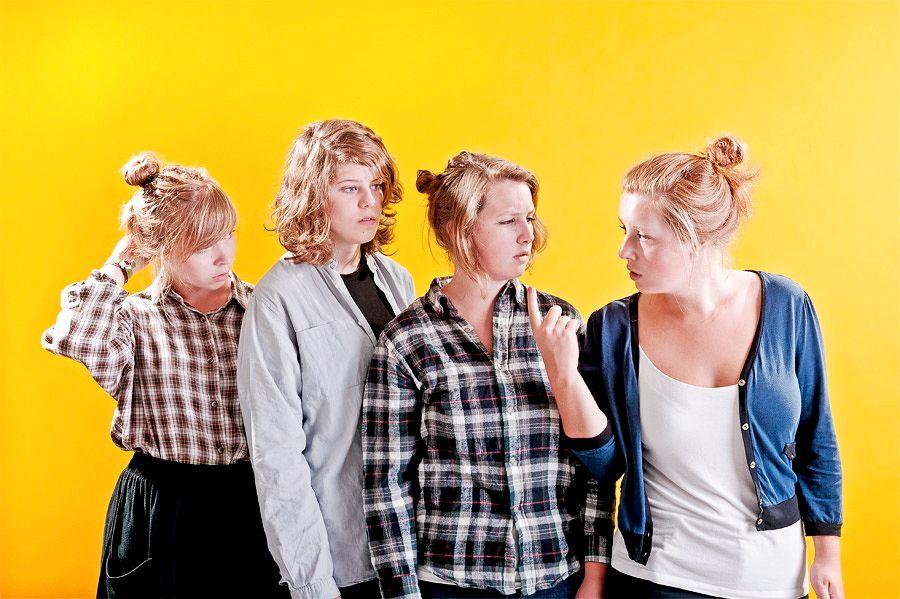 TOPPER PLAKATEN: Razika er et av bandene som er klare for Mikal Telle sin nye festival i starten av august.
