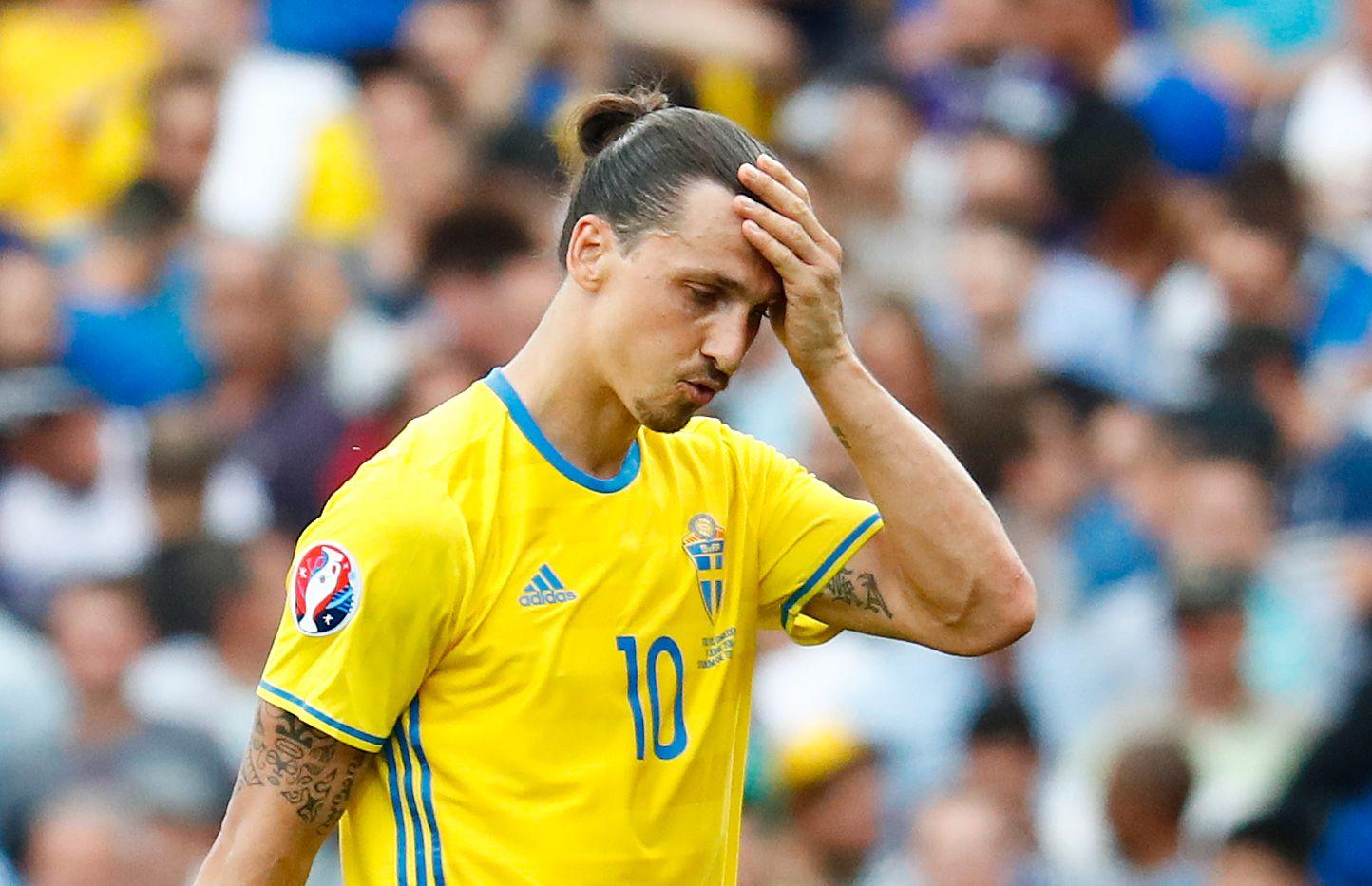 Det kan bli tøft for Sverige og Zlatan dersom Irland vinner mot Italia
