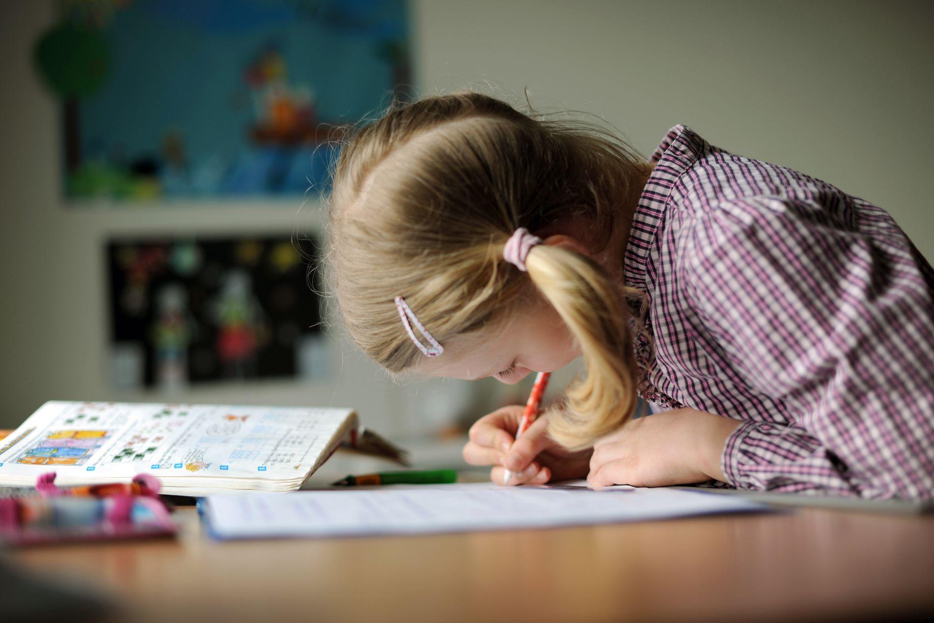 MISFORSTÅTT: Det er ingenting i intensjonene med temaet som antyder at en vil disiplinere elevene til å bli høytpresterende, skriver innsenderne.