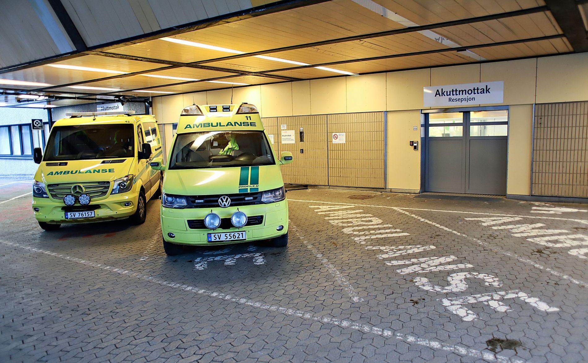 FORBEDRINGER: Flere strakstiltak er innført etter dødsfallet på akuttmottaket, skriver ledelsen på Haukeland universitetssykehus.