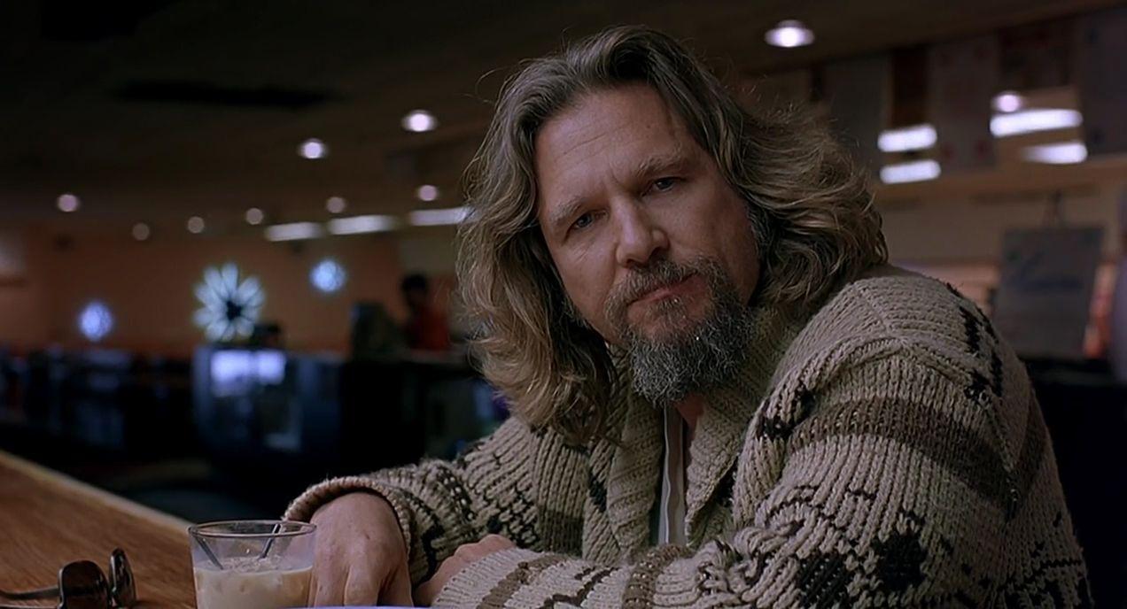 ANTIHELT: Jeff Bridges gjør sitt livs store rolle som The Dude i kultfilmen «The Big Lebowski».