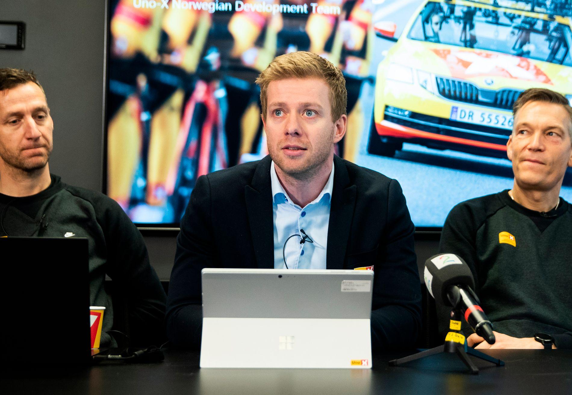 Jens Haugland har ikke spart på kritikken etter at U23-NM ble avbrutt søndag.