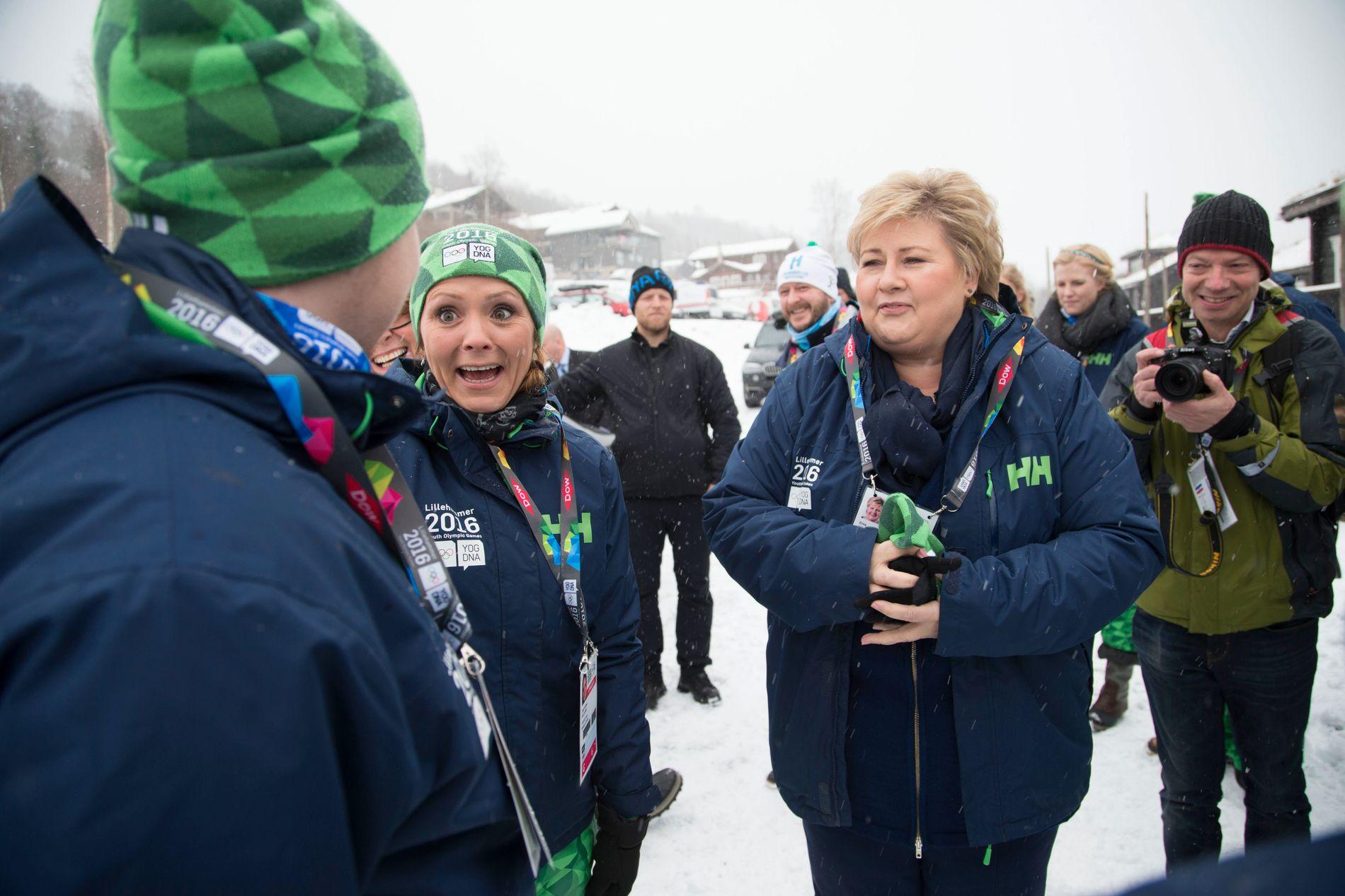 Siden slutten av desember har både statsminister Erna Solberg (H) og utenriksminister Børge Brende (H) brukt sin og Regjeringens tyngde for å sikre at parti- og regjeringskollega Linda Hofstad Helleland (H) skal få det ledige toppvervet som visepresident i Verdens antidopingbyrå (WADA).