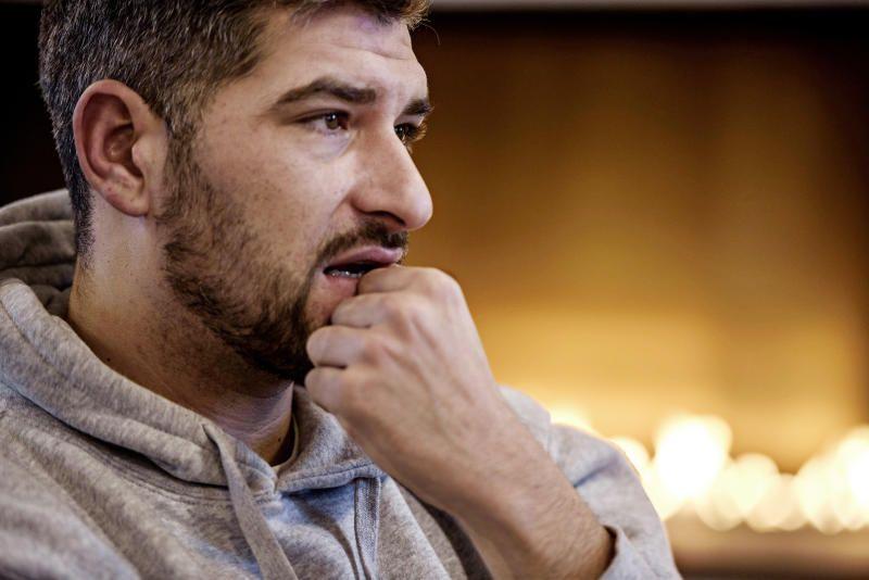 ÅRETS PROGRAMLEDER: Leo Ajkic kan bli kåret til årets programleder når Gullruten deles ut hjemme i Bergen i mai.