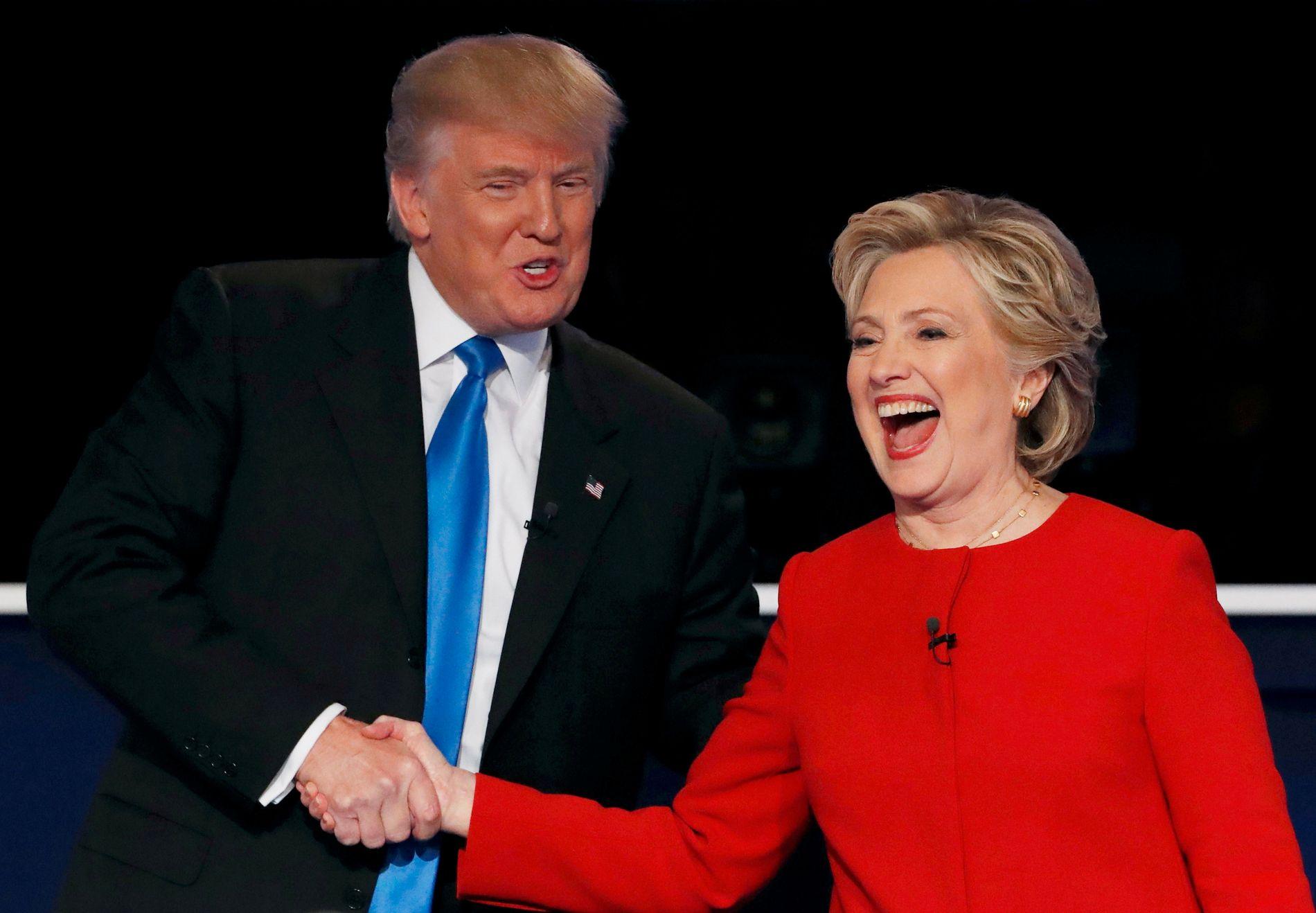 PRESIDENTVALGET: Europa er bedre tjent med Trump. Hillary's liberale korsfarerkriger og allianser med islamistiske regimer, har bidratt til islamisme, terrorisme og masseinnvandring til Europa, skriver Øyvind Hvenekilde Seim.