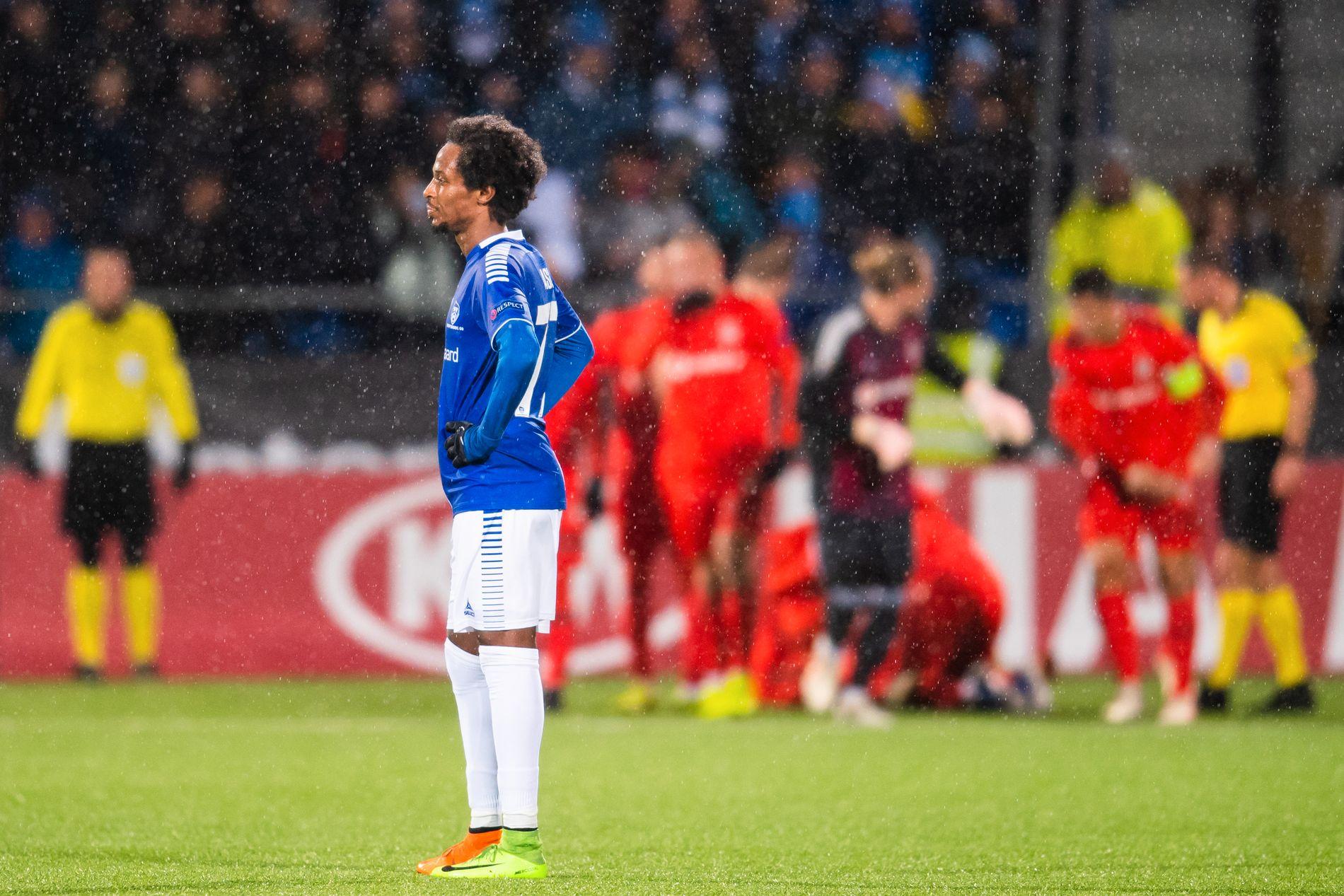 Amin Askar fortviler etter at drøm ble til mareritt for Sarpsborg.