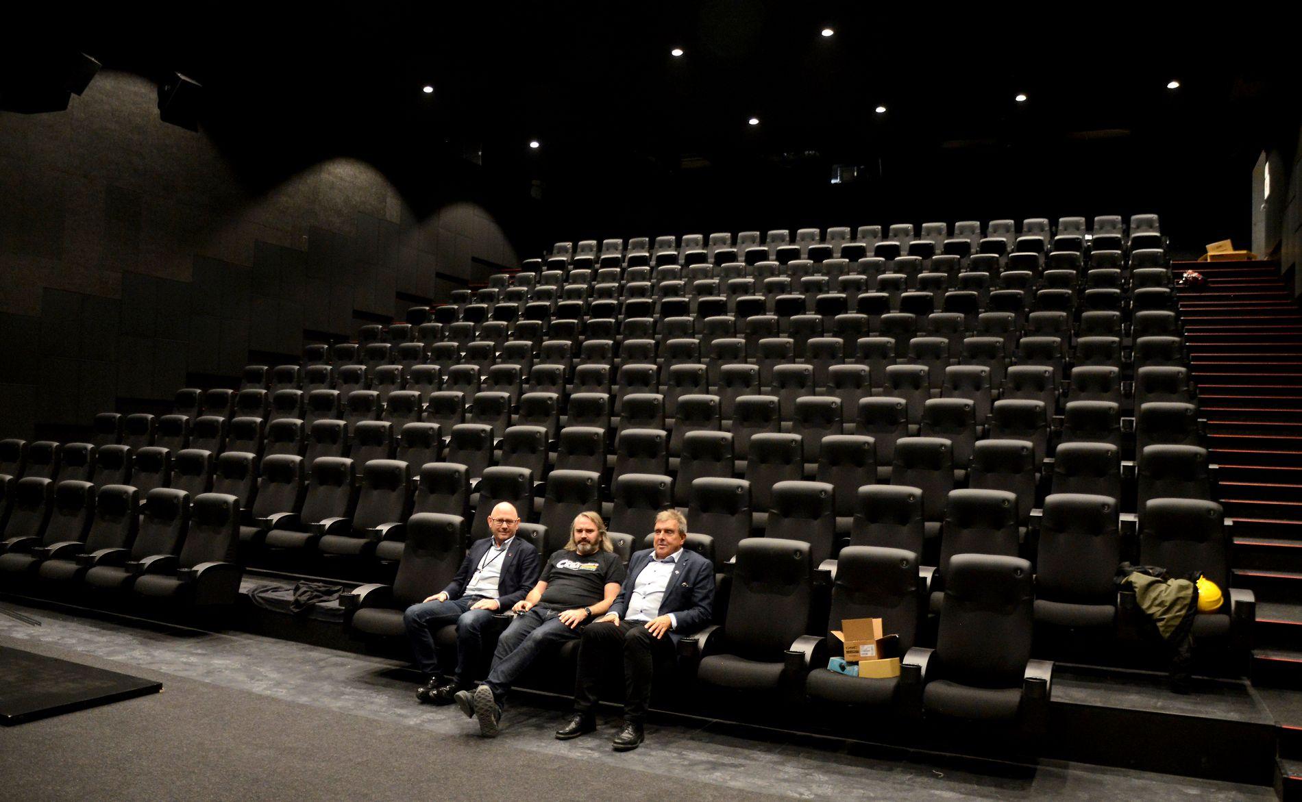 nye bryne kino