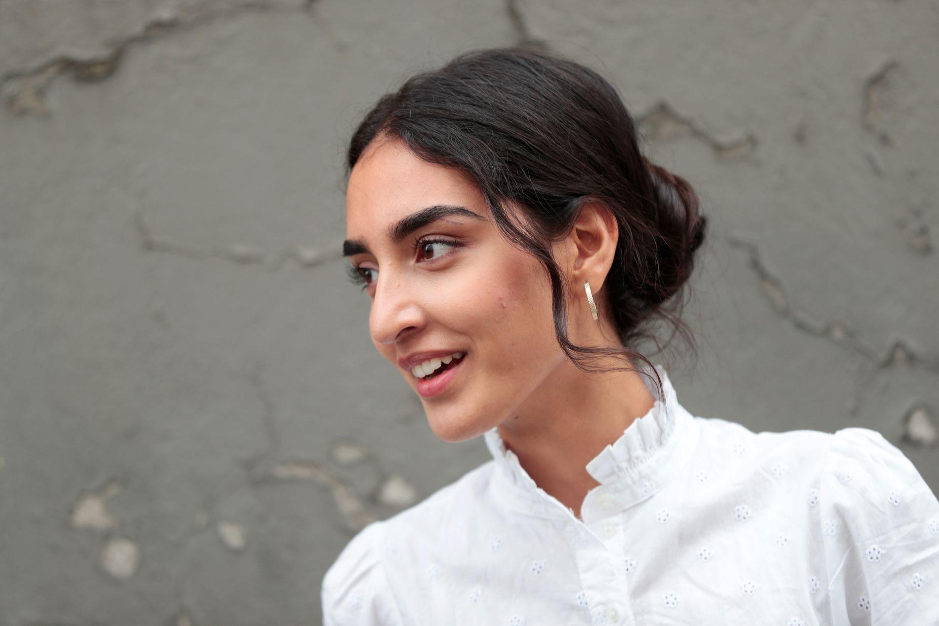 HOVEDROLLE: Maria Mozhdah spiller hovedrollen i «Hva vil folk si».