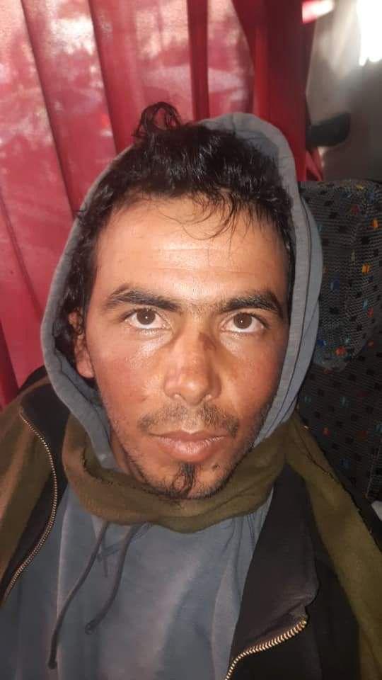 Younes Ouaziyad er en av de tre mennene som er dømt til døden for drapene på norske Maren Ueland og danske Louisa Vesterager Jespersen i Atlas-fjellene i Marokko. Foto: Kesh24 / NTB scanpix