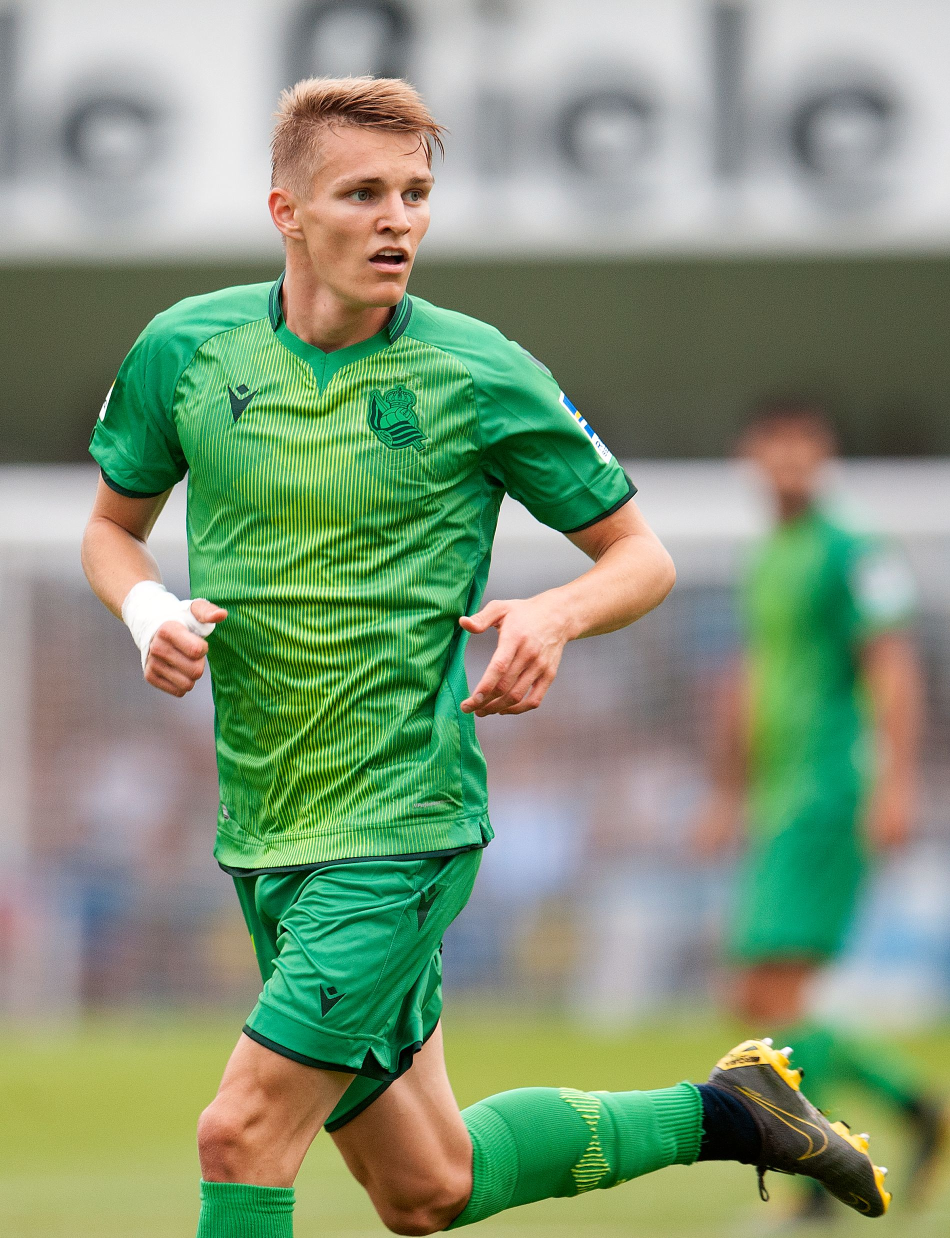 Det var stor rift rundt Martin Ødegaard før overgangen til Real Sociedad.