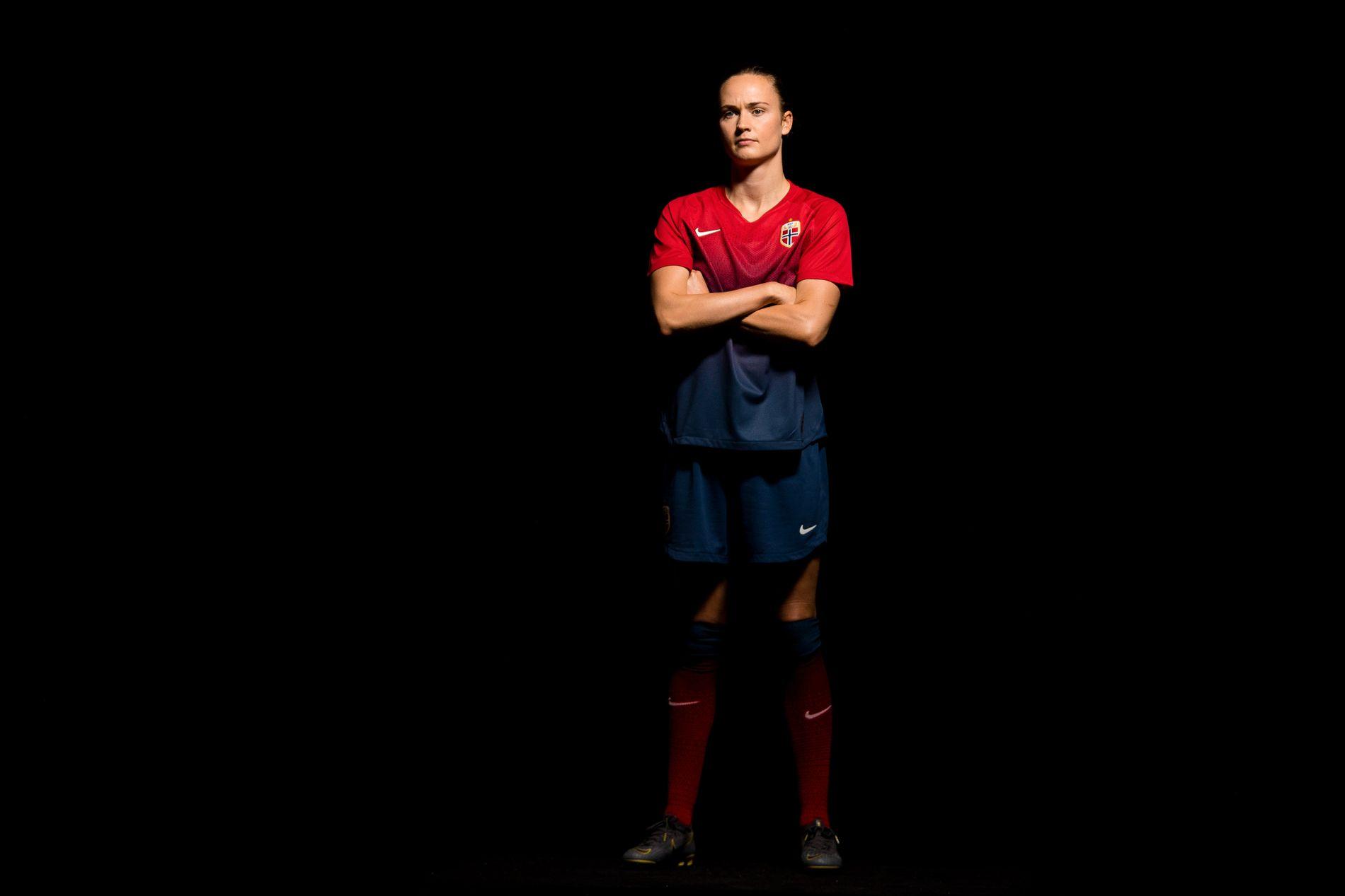 Norge har som mål å ta medalje i VM. Torsdag er England neste hinder for å få til det.