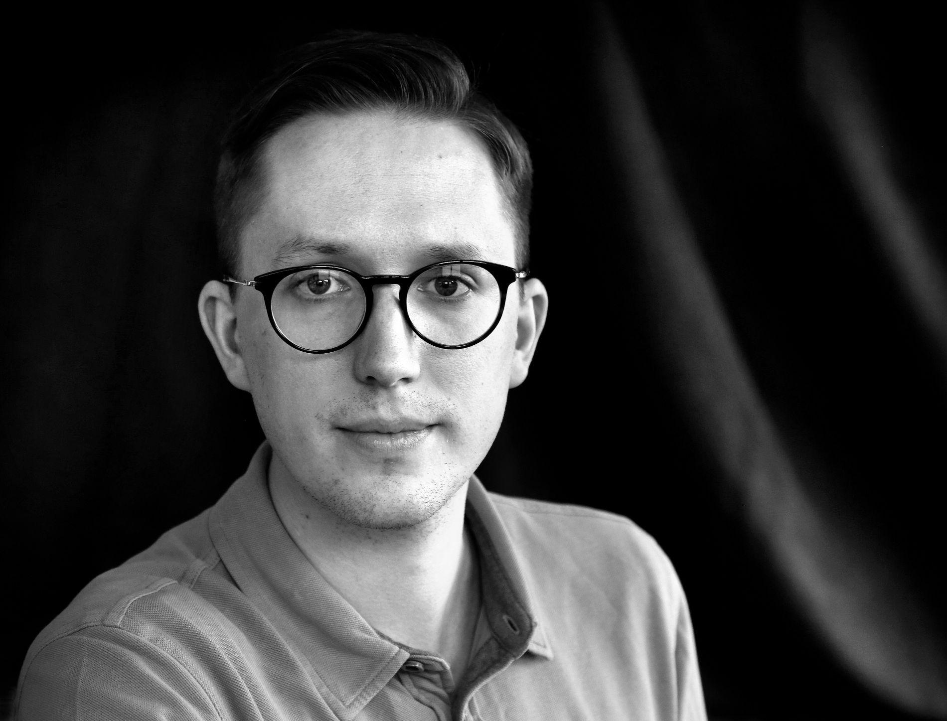 POSERER IKKE: Høyre-politiker Kristian Tonning Riise skrev i Dagbladet at han ikke ble politiker for å få «retweets av moralposører».