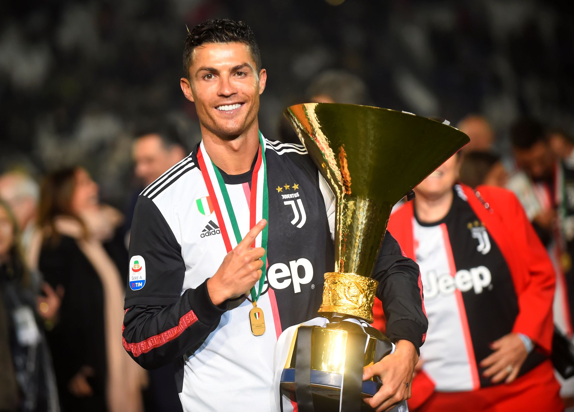 Cristiano Ronaldo har vunnet mange trofeer i karrieren.