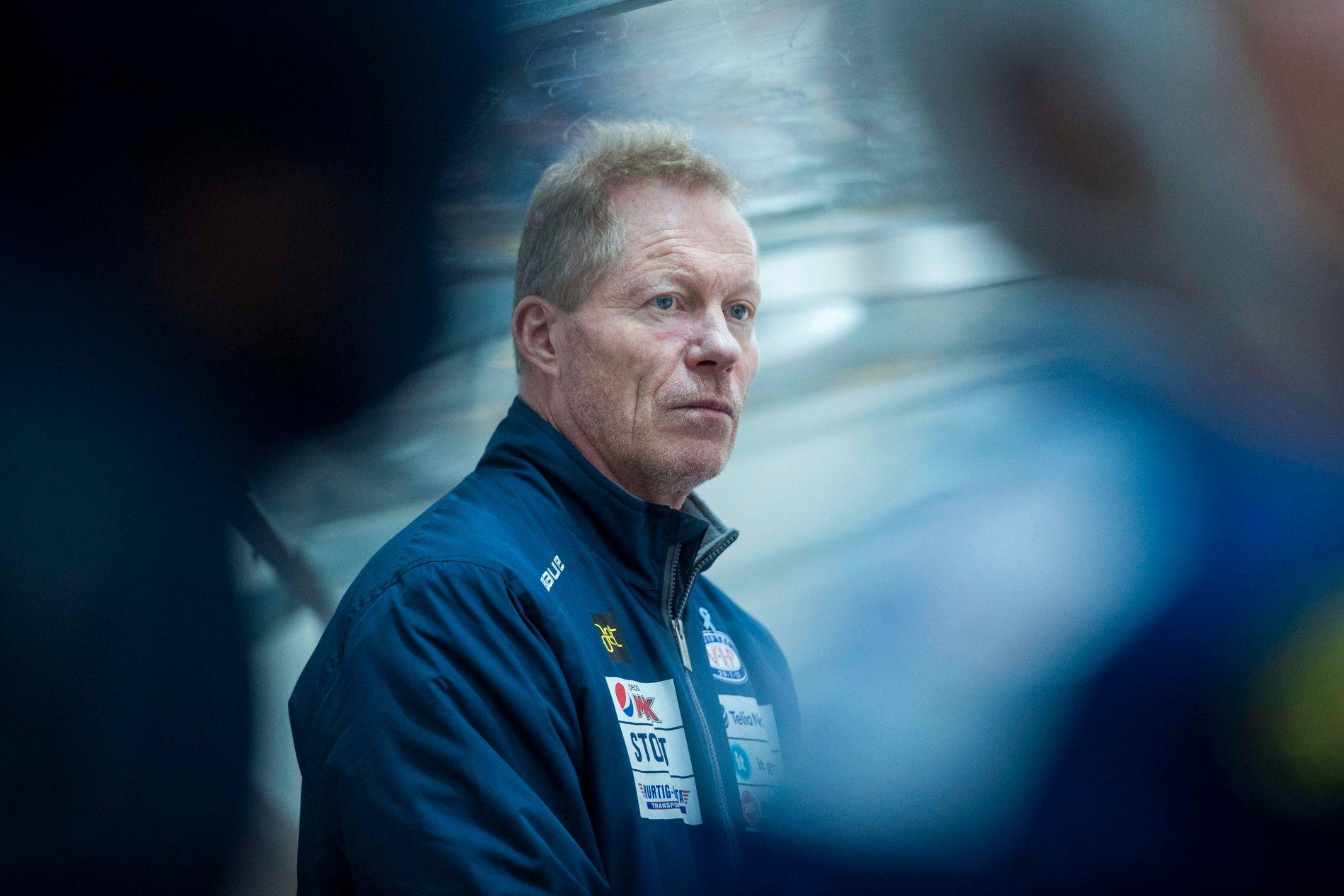 Vålerengas og Roy Johansen fortsetter samarbeidet.