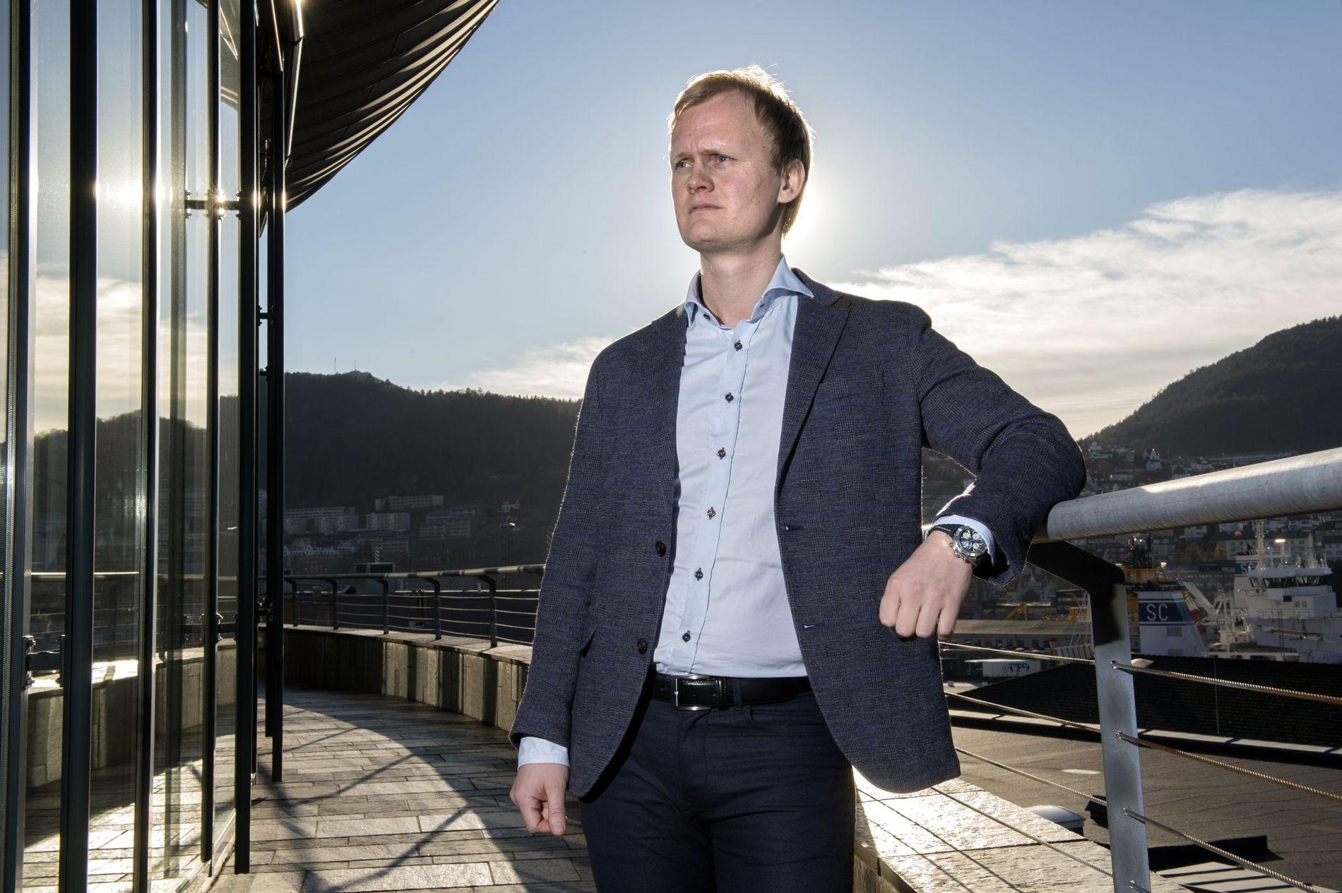 Hans Fredrik Marthinussen, professor i rettsvitenskap, Universitetet i Bergen