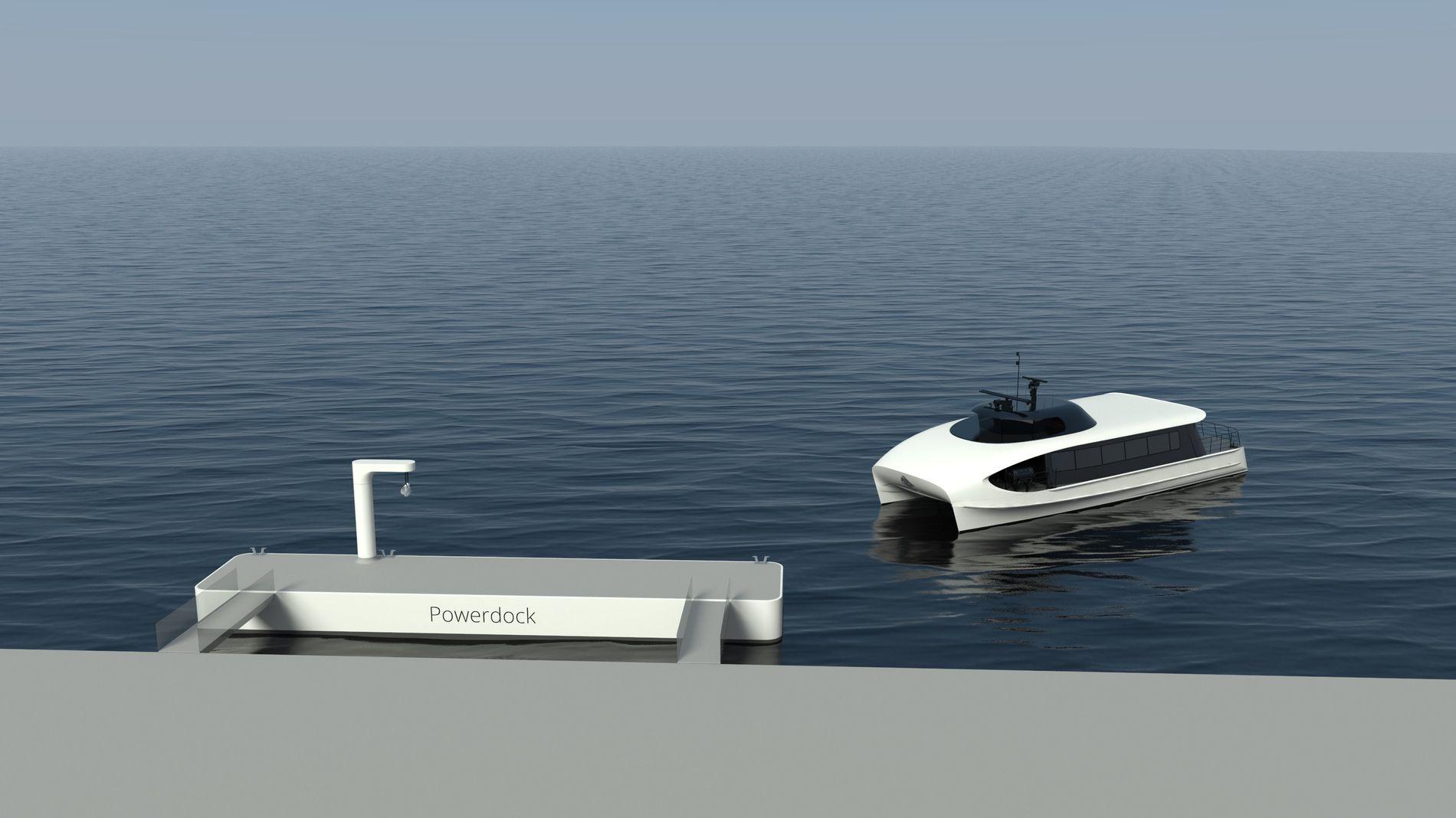 Fremtidens båter vil også kreve nye kailøsninger.