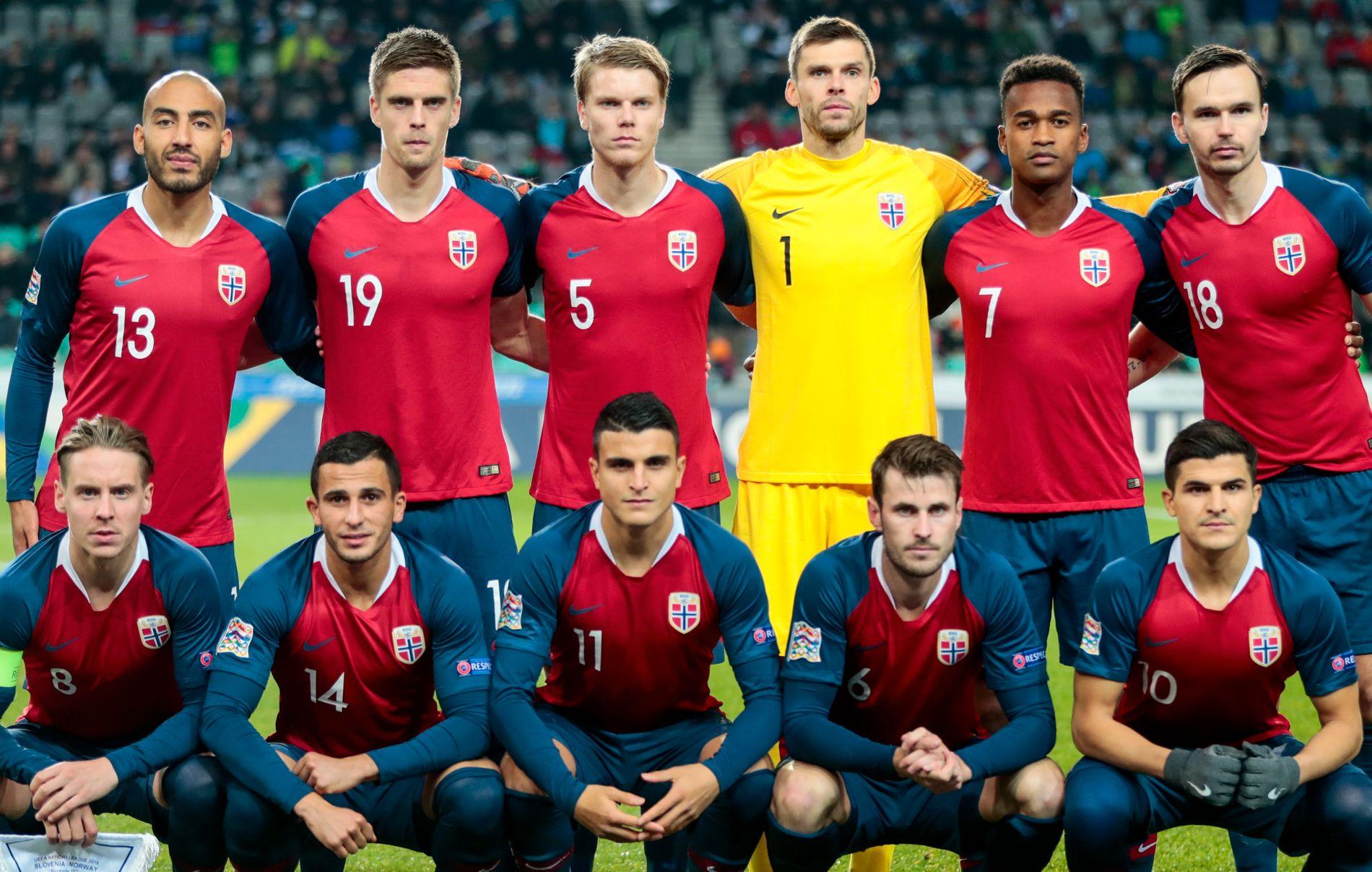fotball norge bulgaria