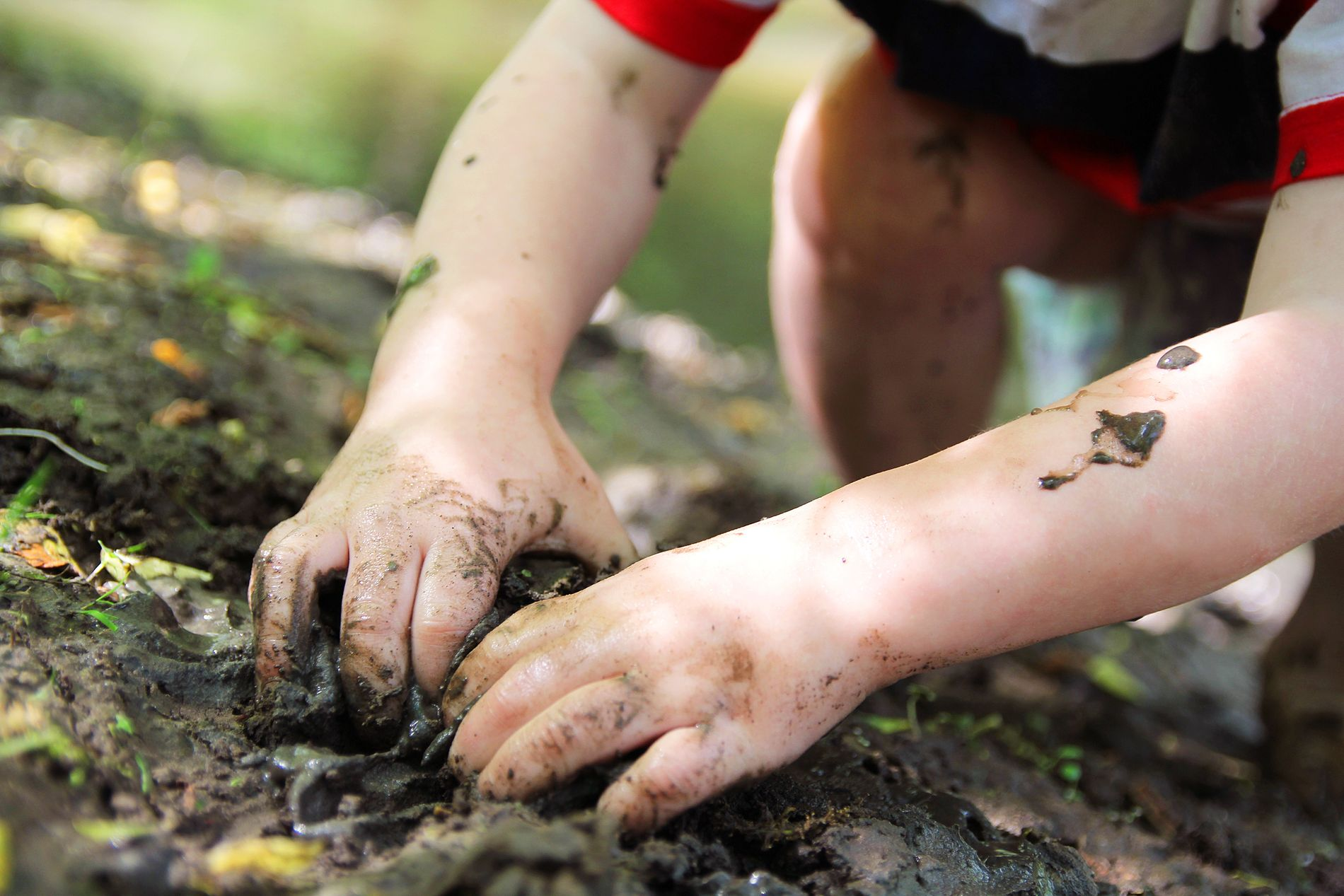 MILJØVENNLIG: Ved å velge de miljøvennlige alternativene, vil man også anerkjenne solid forskning om barn og hva de liker å gjøre når de ute, skriver innsenderne.