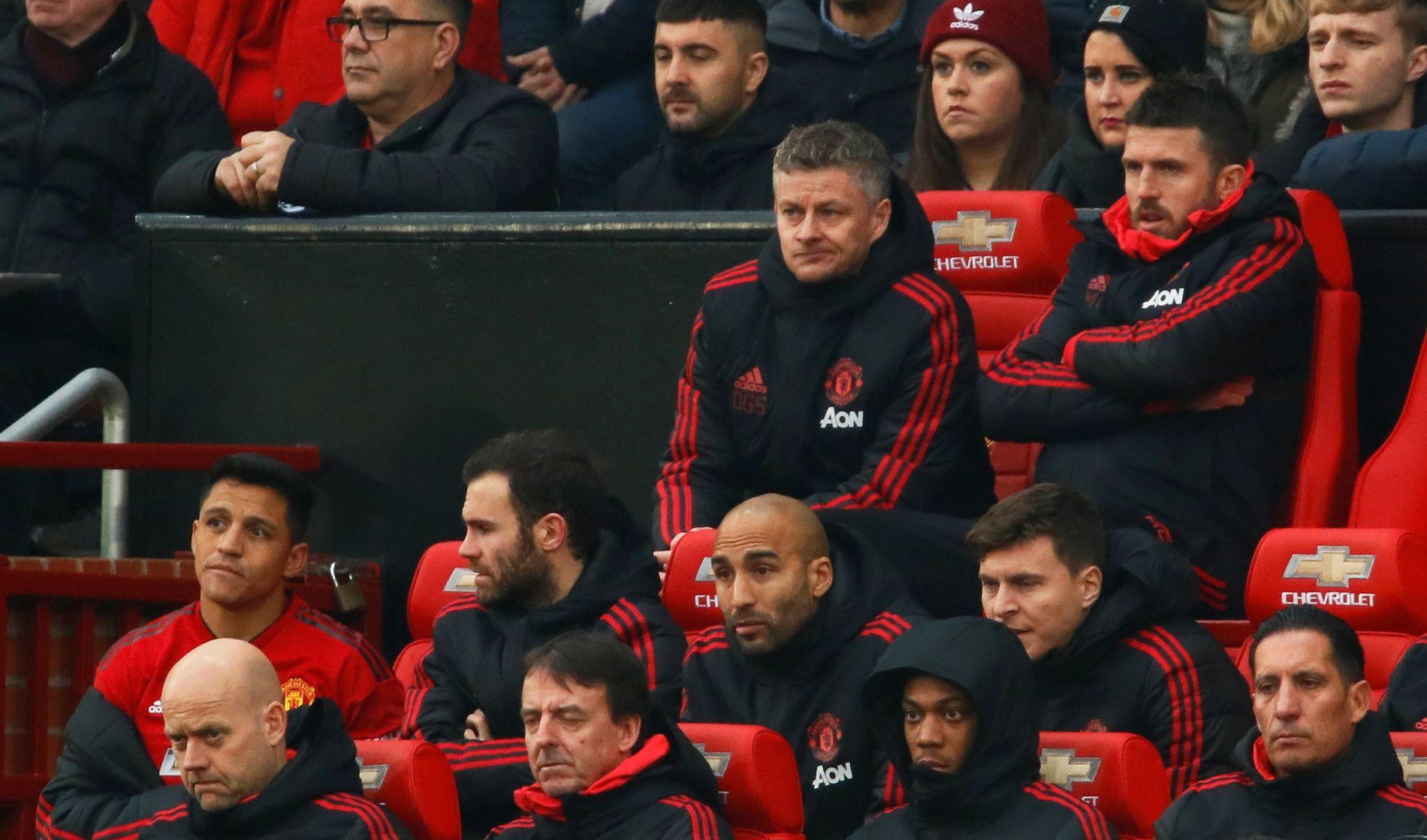 Ole Gunnar Solskjærs Manchester United vant komfortabelt mot Reading, men neste helg blir det mye vanskeligere mot Tottenham på Wembley.