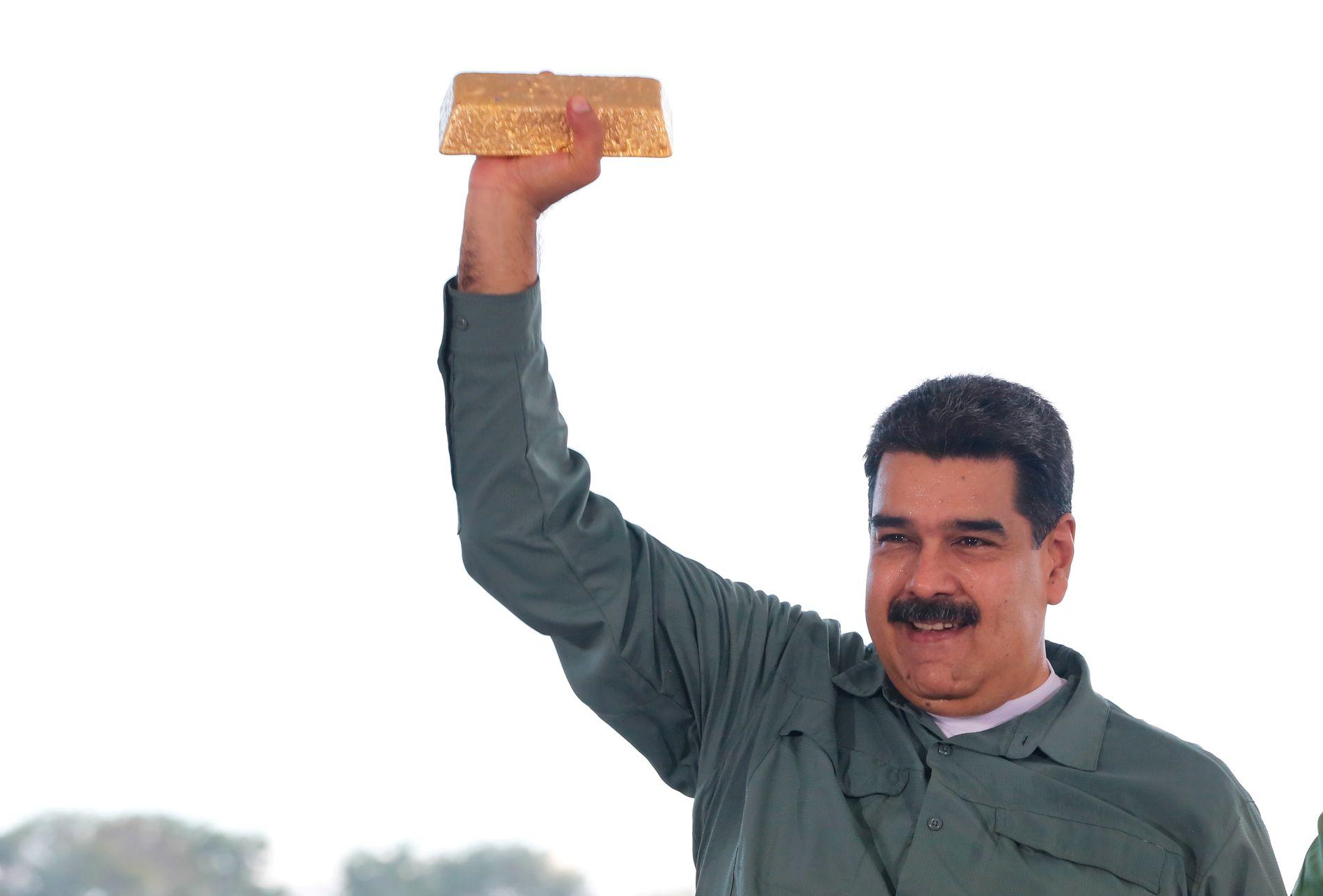KOLLAPS: Nicolás Maduros sosialistiske prosjekt har ført landet ut i en dyp økonomisk krise.