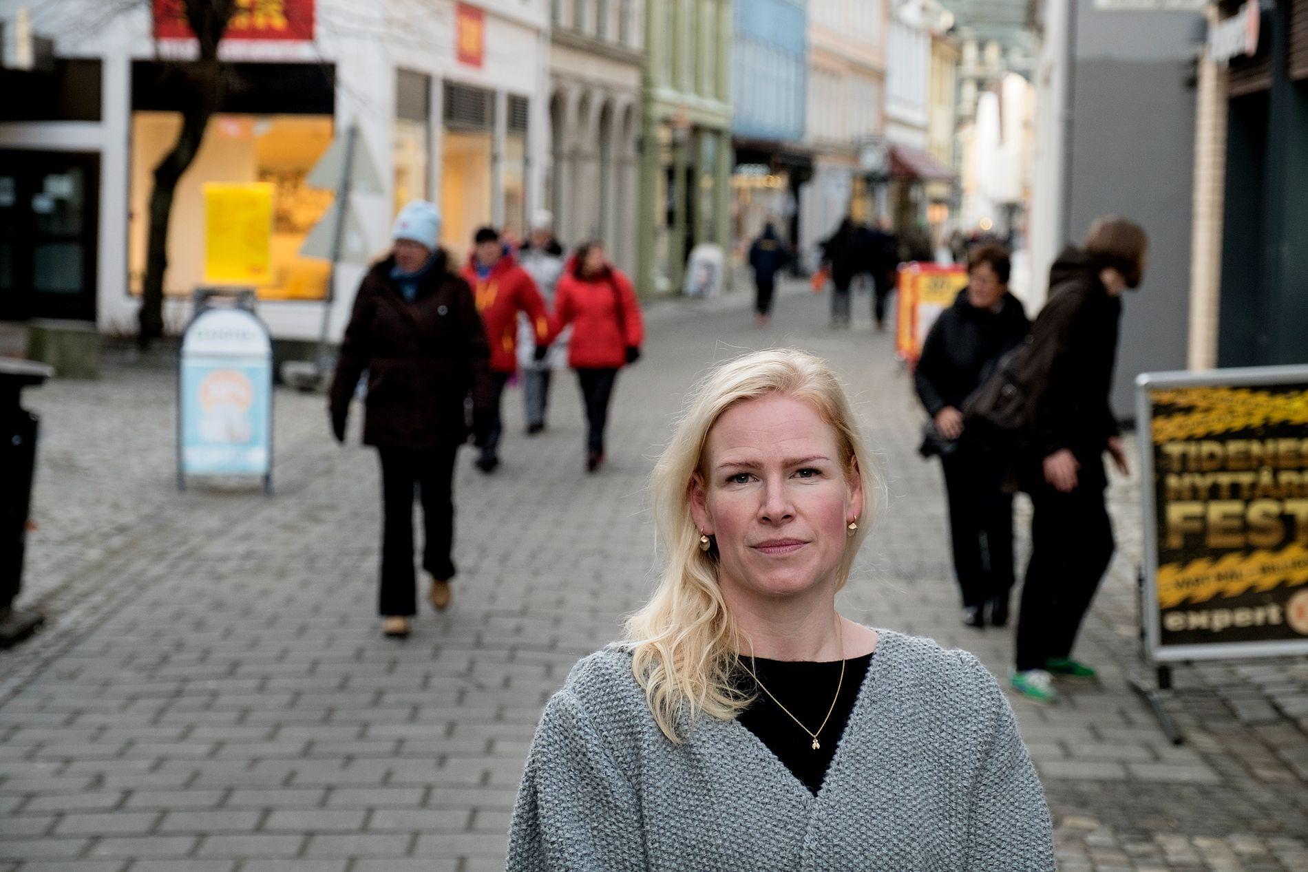 FRYKTER ØKT BILBRUK: – Økt utflytting fra Bergen vil føre til økt bilbruk til omegnskommunene, skriver Nancy Jøssang, daglig leder i Opus Bergen i dette innlegget.
