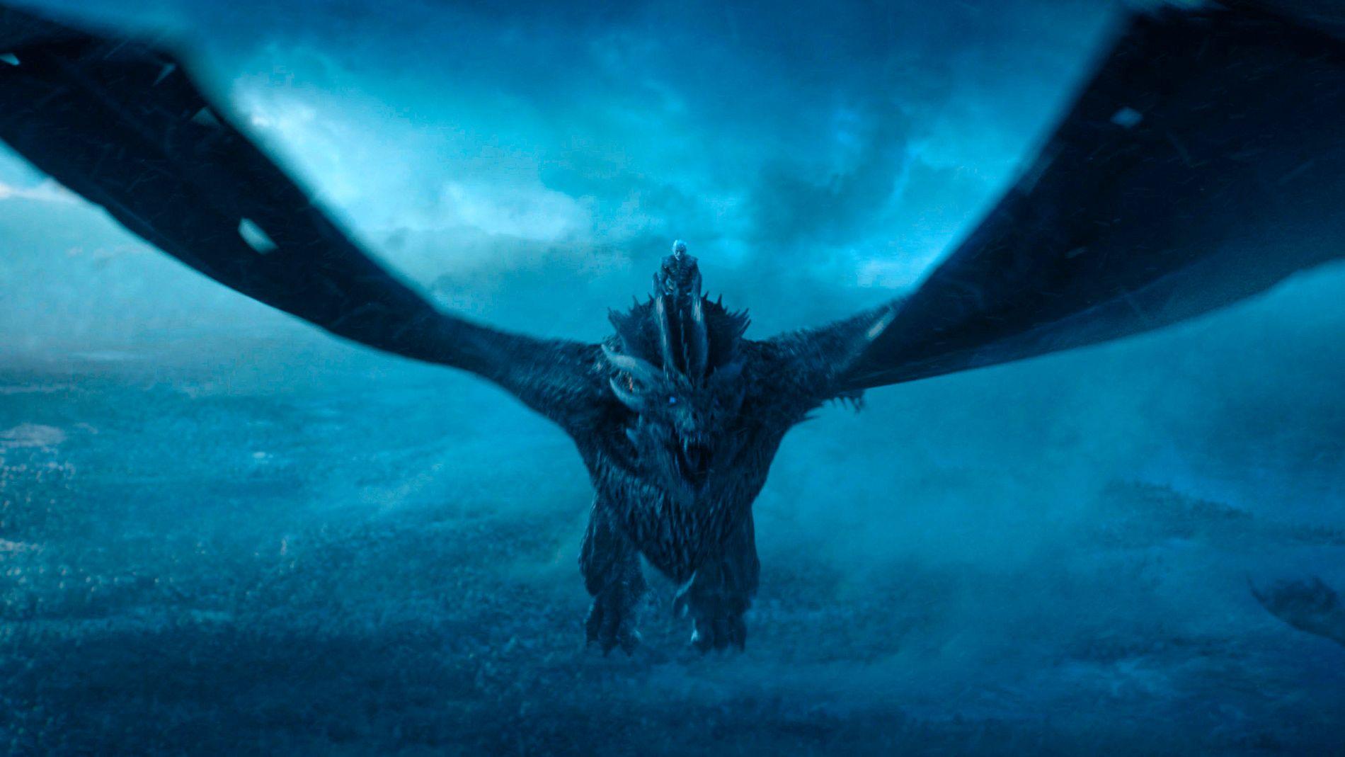 SESONGPREMIERE: Den populære fantasyserien «Game of Thrones», som baserer seg på George RR Martins bøker, ble første gang sendt i 2011.