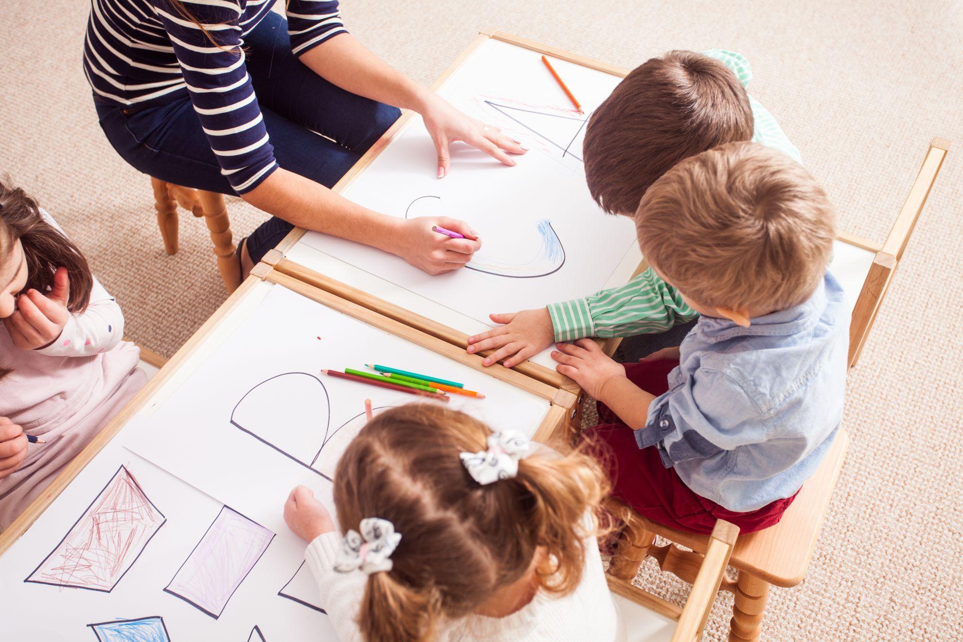FØRSTE STEG: Hvis vi skal lykkes med god integrering må alle barn få like muligheter. Da er barnehagen det første steget på veien, skriver Gerd Torunn Dingsør Thue.