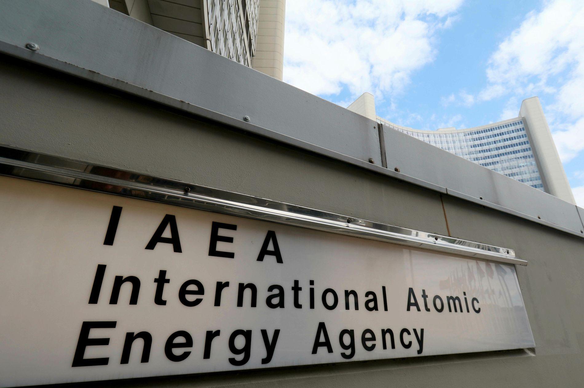 OVERVÅKER: Det er IAEA som har ansvaret for å overvåke Irans oppfølging av den vaklende atomavtalen.