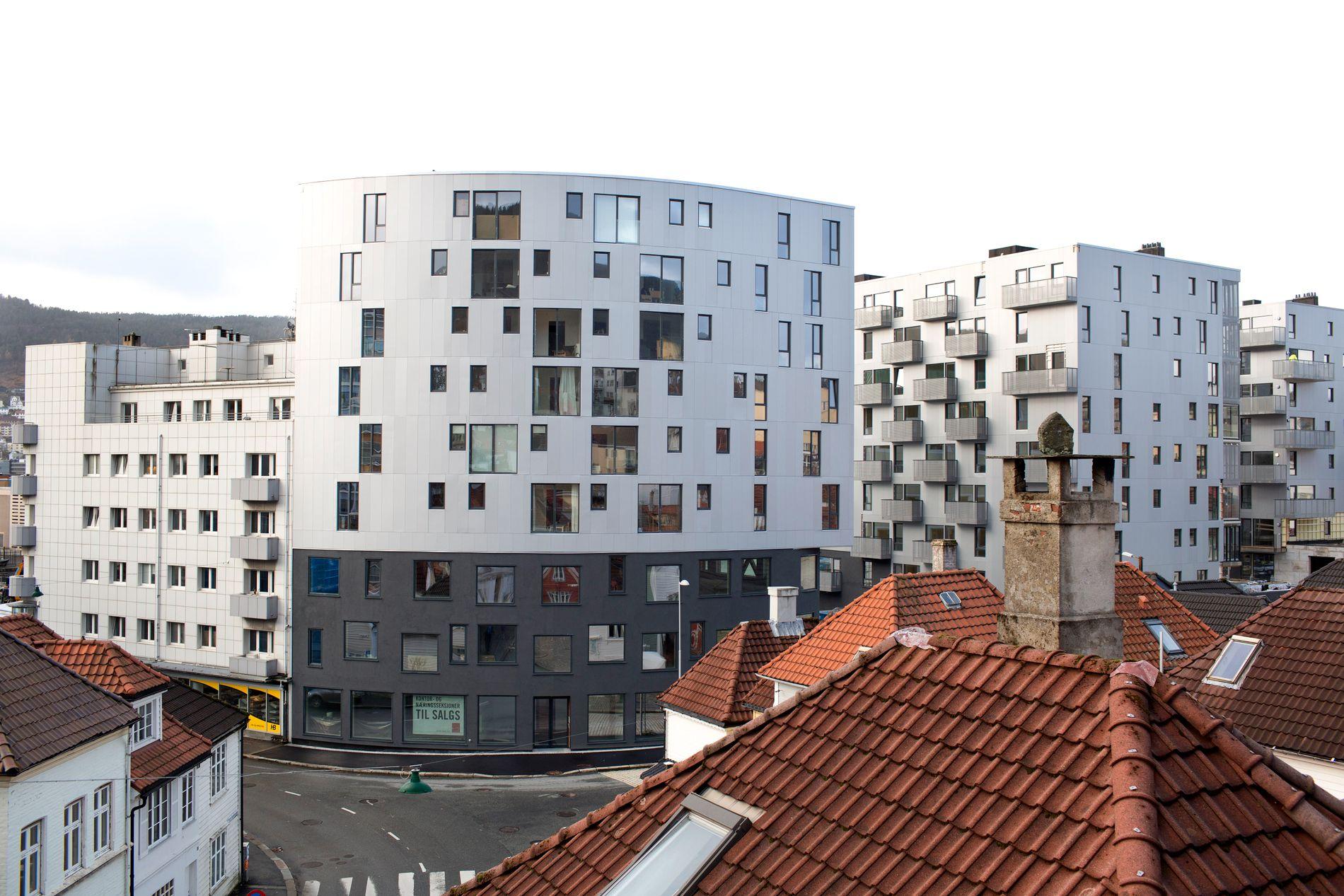 INNESPERRET: Nøstet Panorama har allerede brukt opp kvoten for tung utbygging, og vel så det. Nå er det på tide å verne om de historiske bygningene som står igjen, mener Susanne Urban.